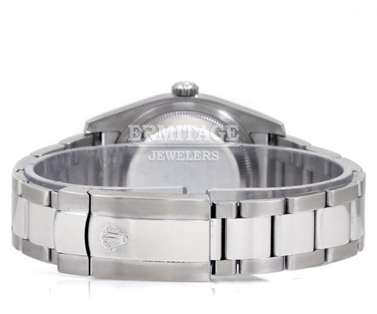 Rolex Datejust 116200 Steel Black