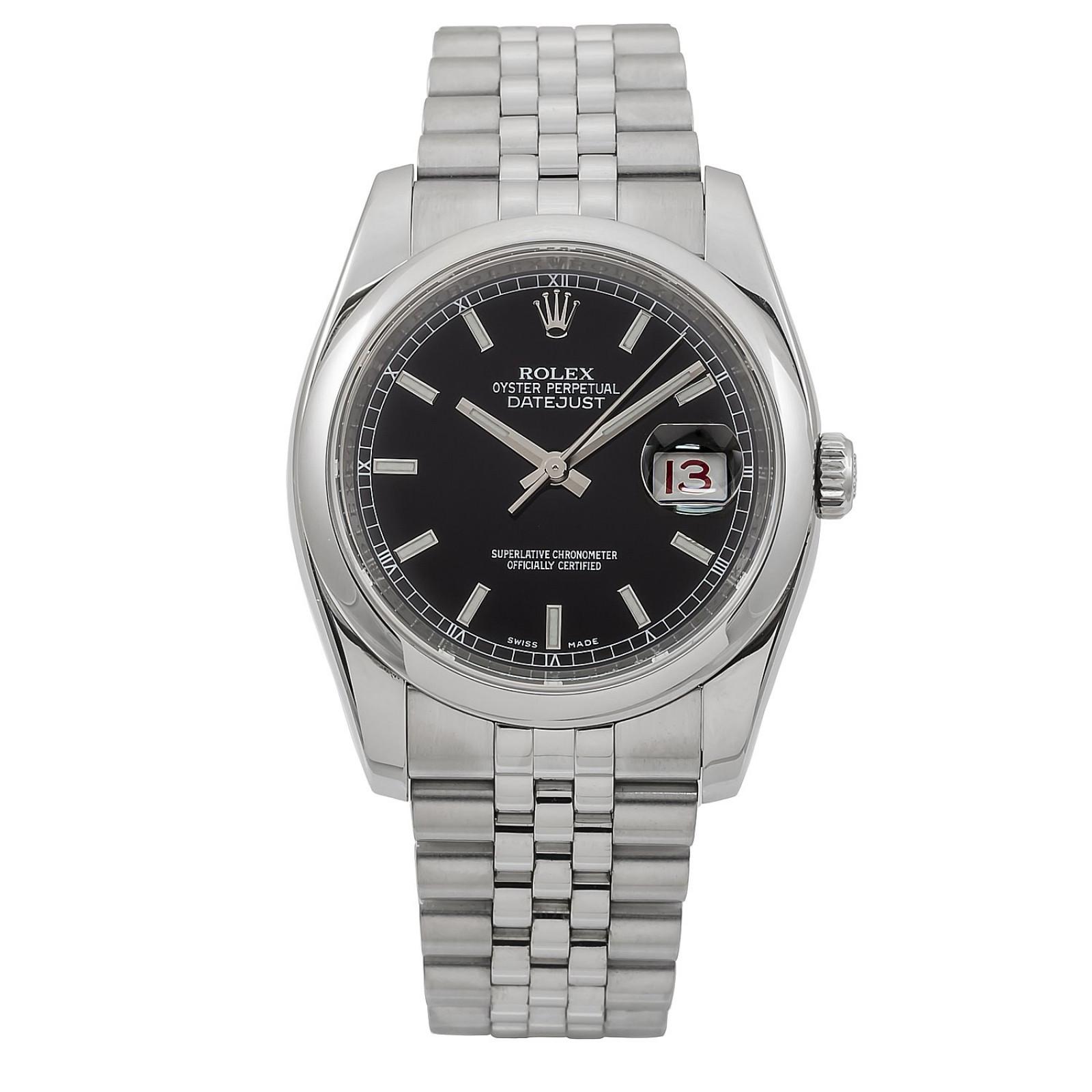 2006 Rolex Datejust Ref. 116200