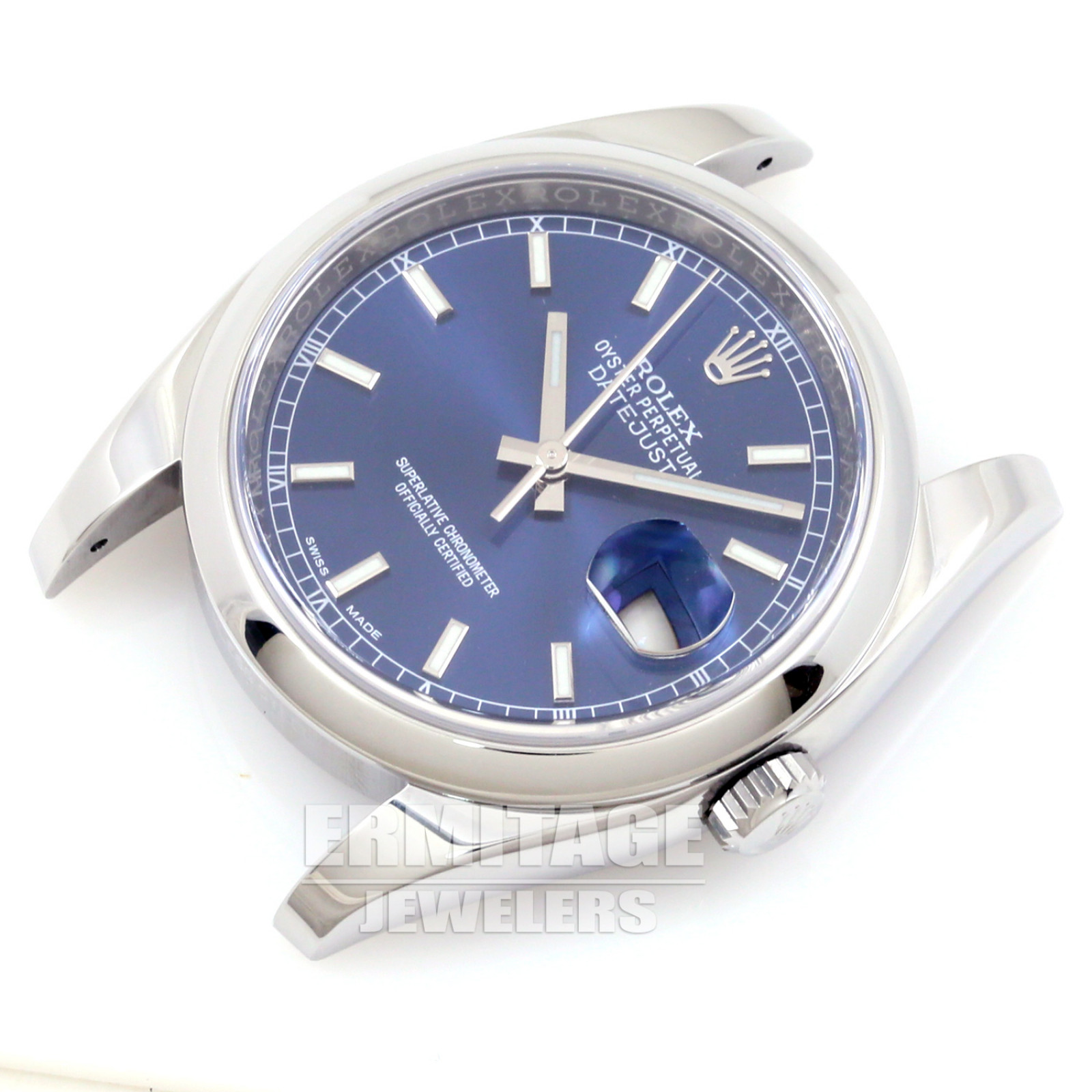 Sell Rolex Datejust 116200 with Blue Dial