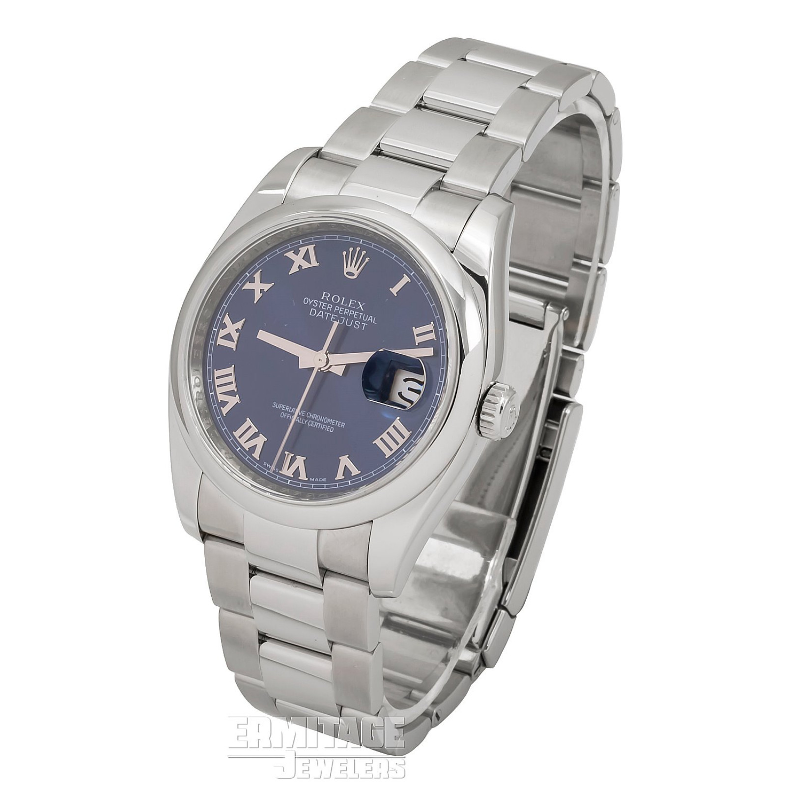 2009 Rolex Datejust Ref. 116200