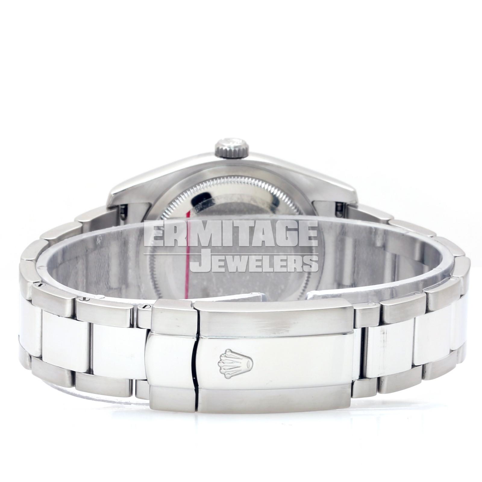 Mens Rolex Datejust 116200 Stainless Steel