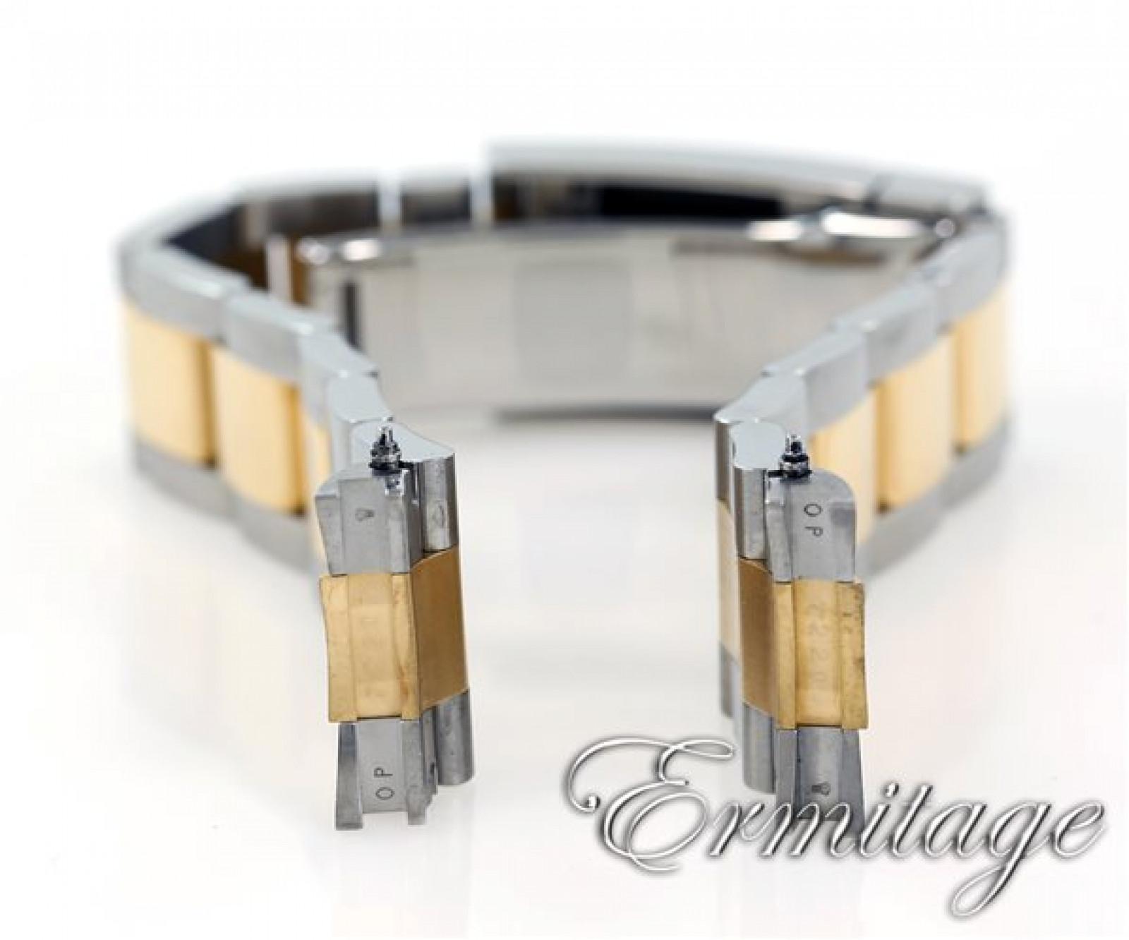 Rolex Datejust 116203 Gold & Steel Champagne