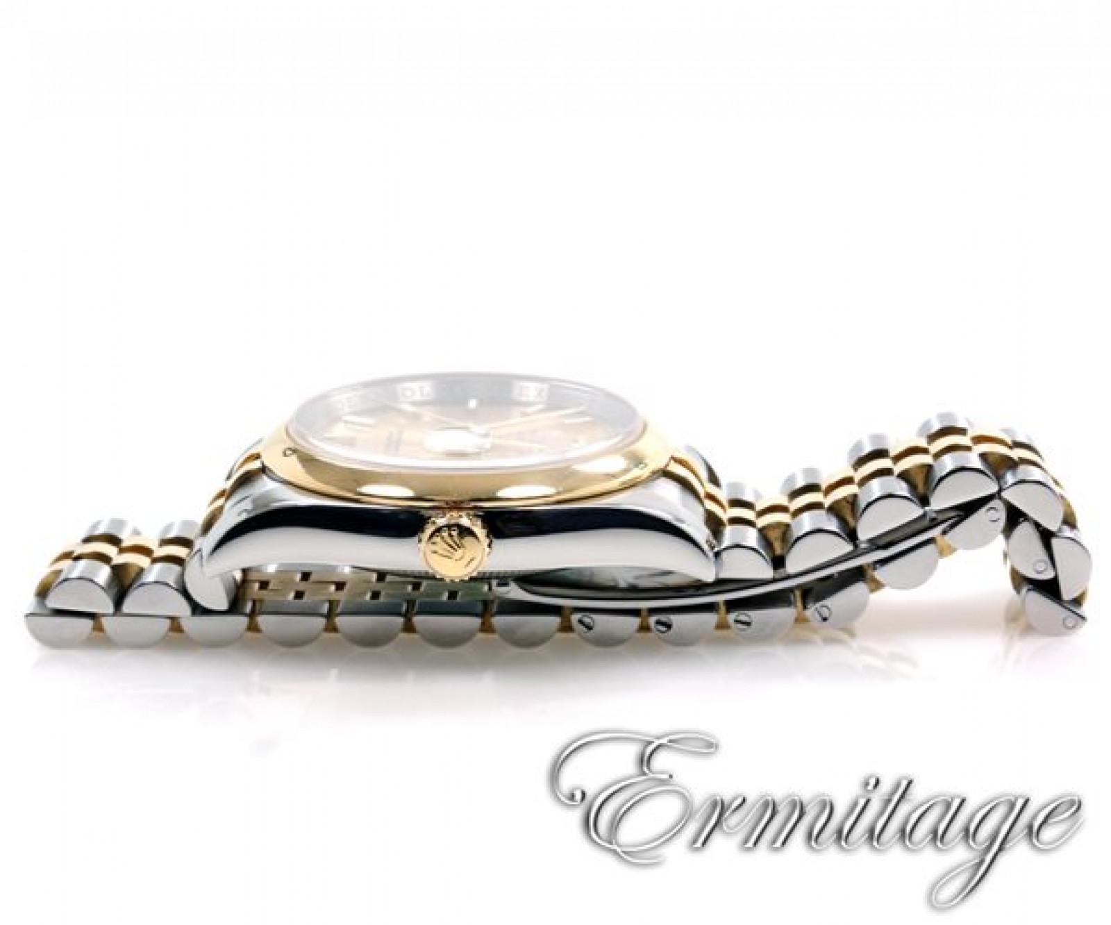 Rolex Datejust 116203 Gold & Steel