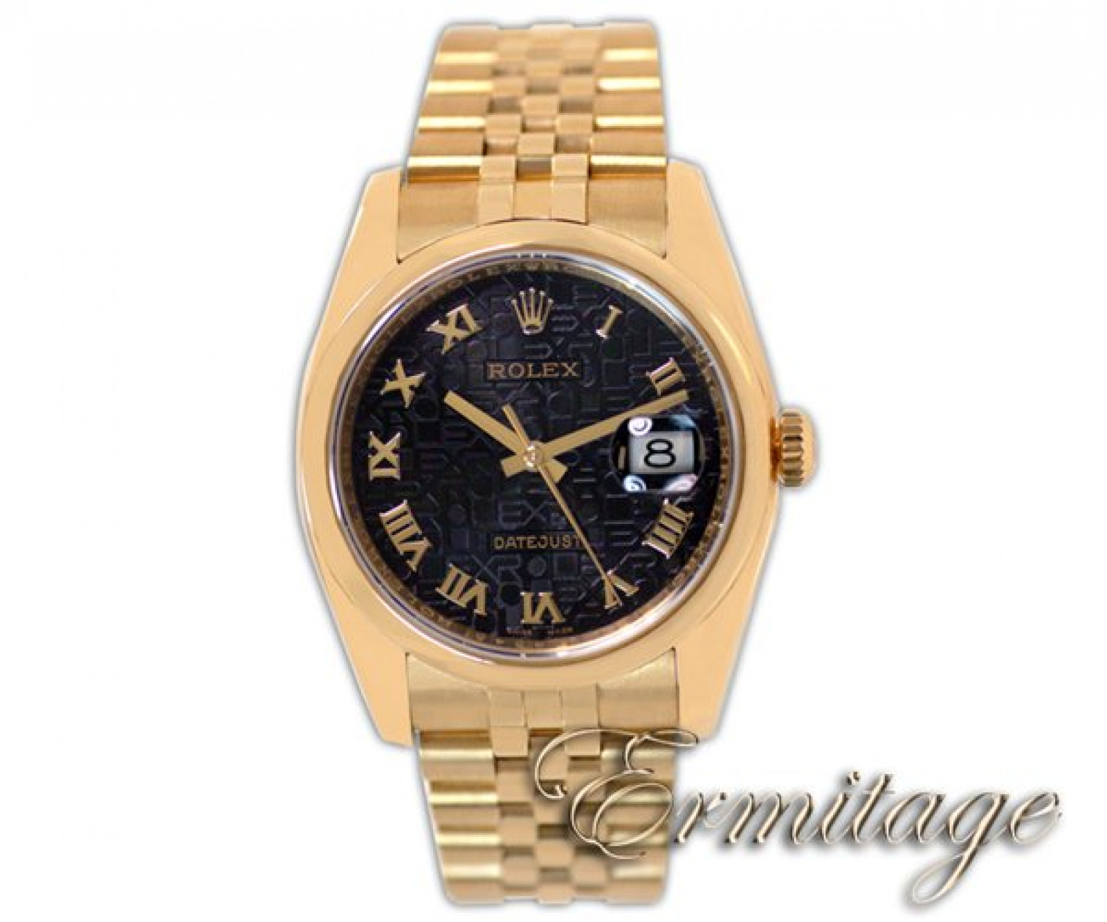 Rolex Datejust 116208 Gold