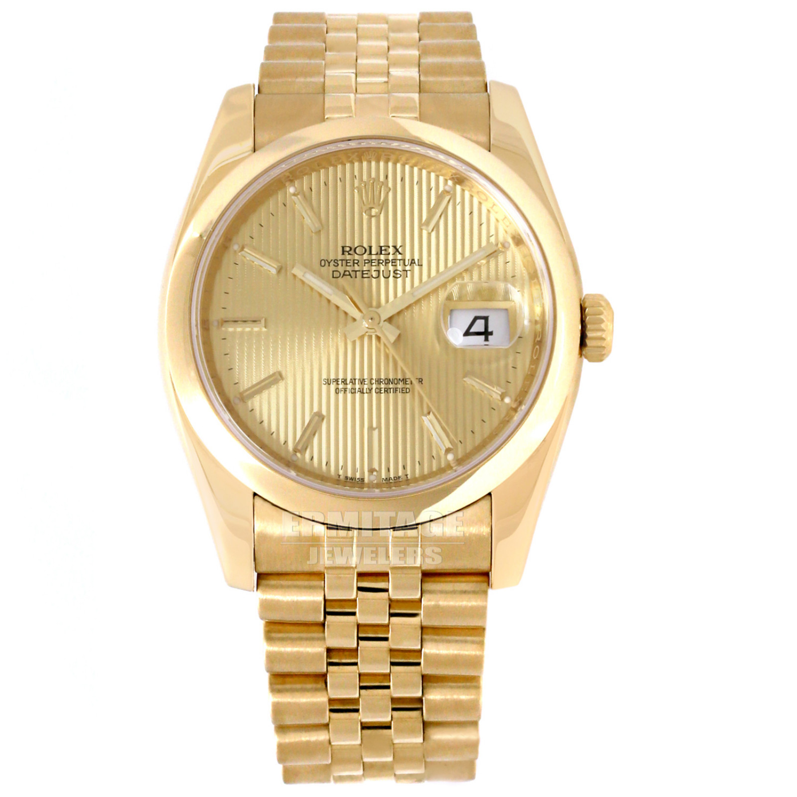 Sell Your Rolex Datejust 116208