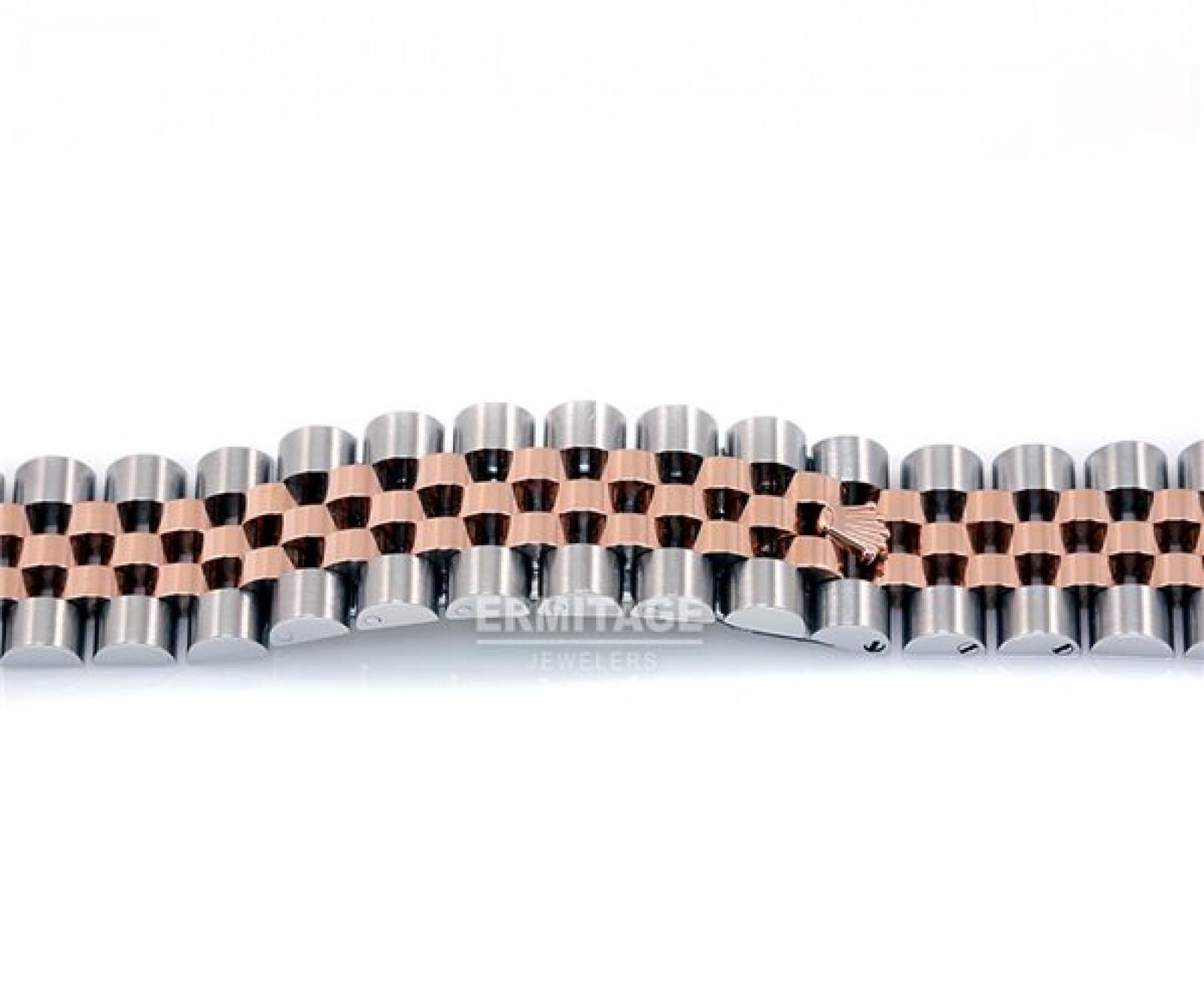 Brown Diamond Dial Rolex Datejust 116231
