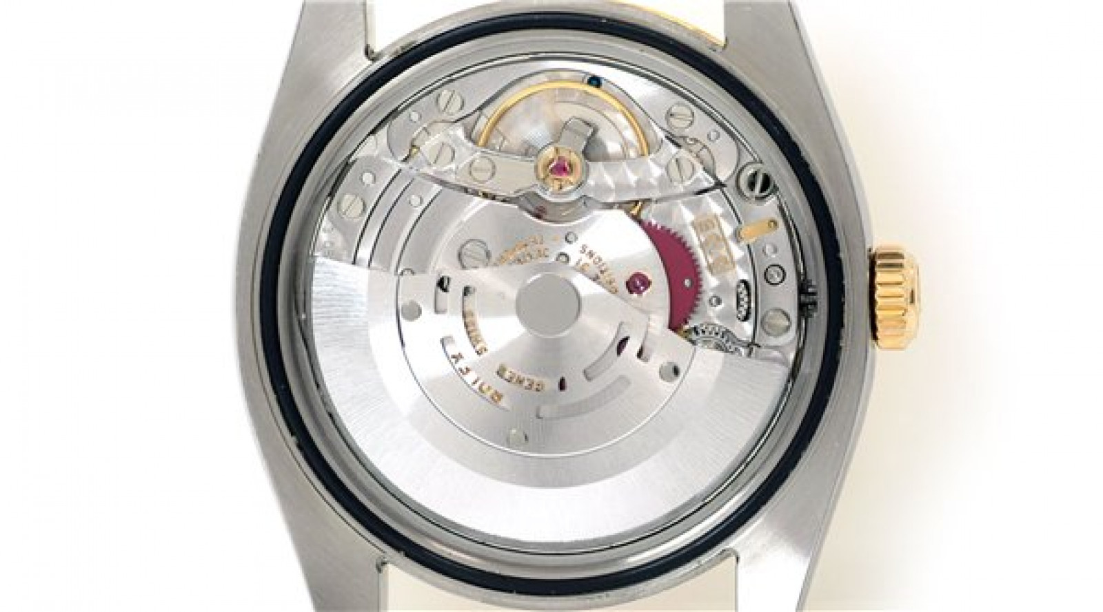 Diamond Rolex Datejust 116233