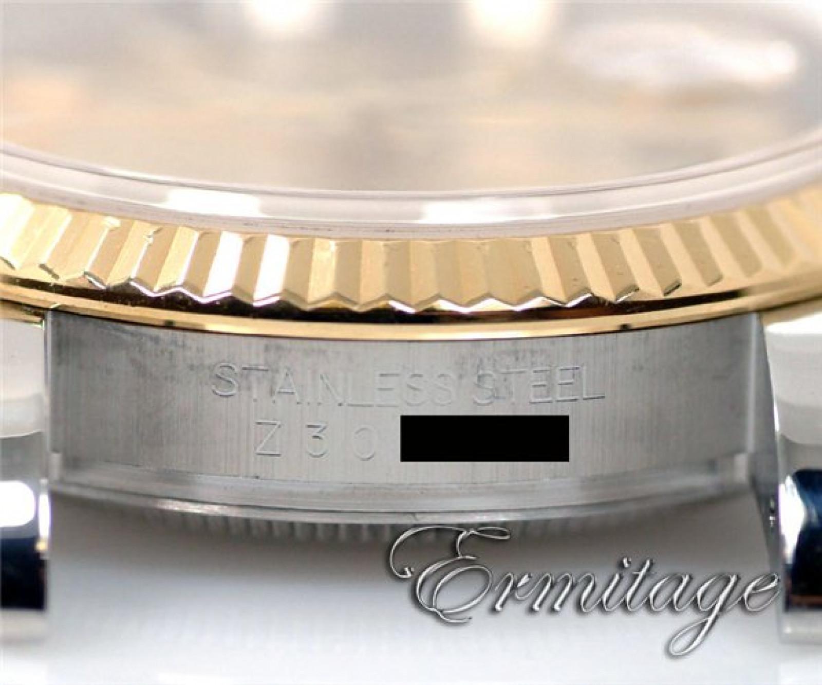 Rolex Datejust 116233 Gold & Steel