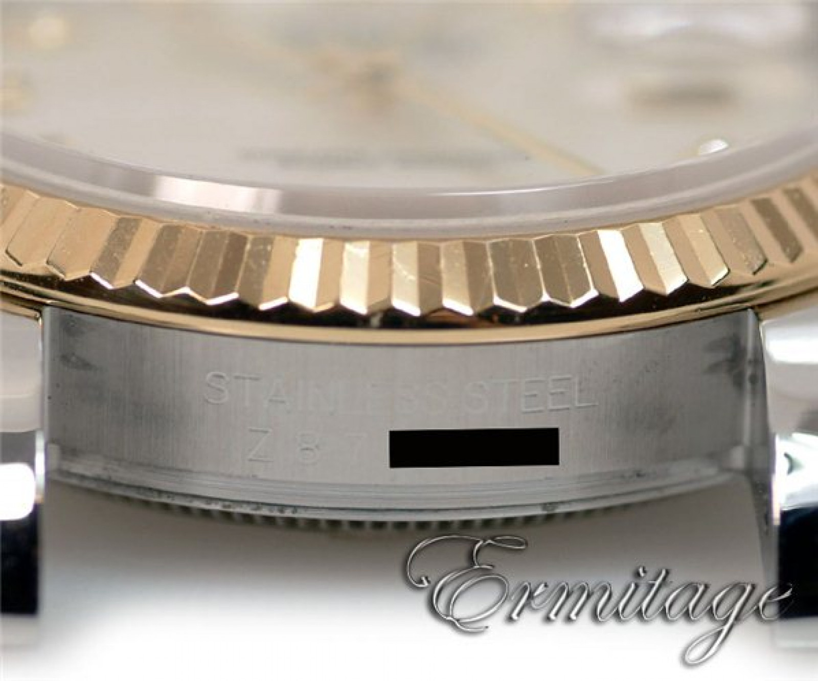 Pre-Owned Rolex Datejust 116233 with Diamonds