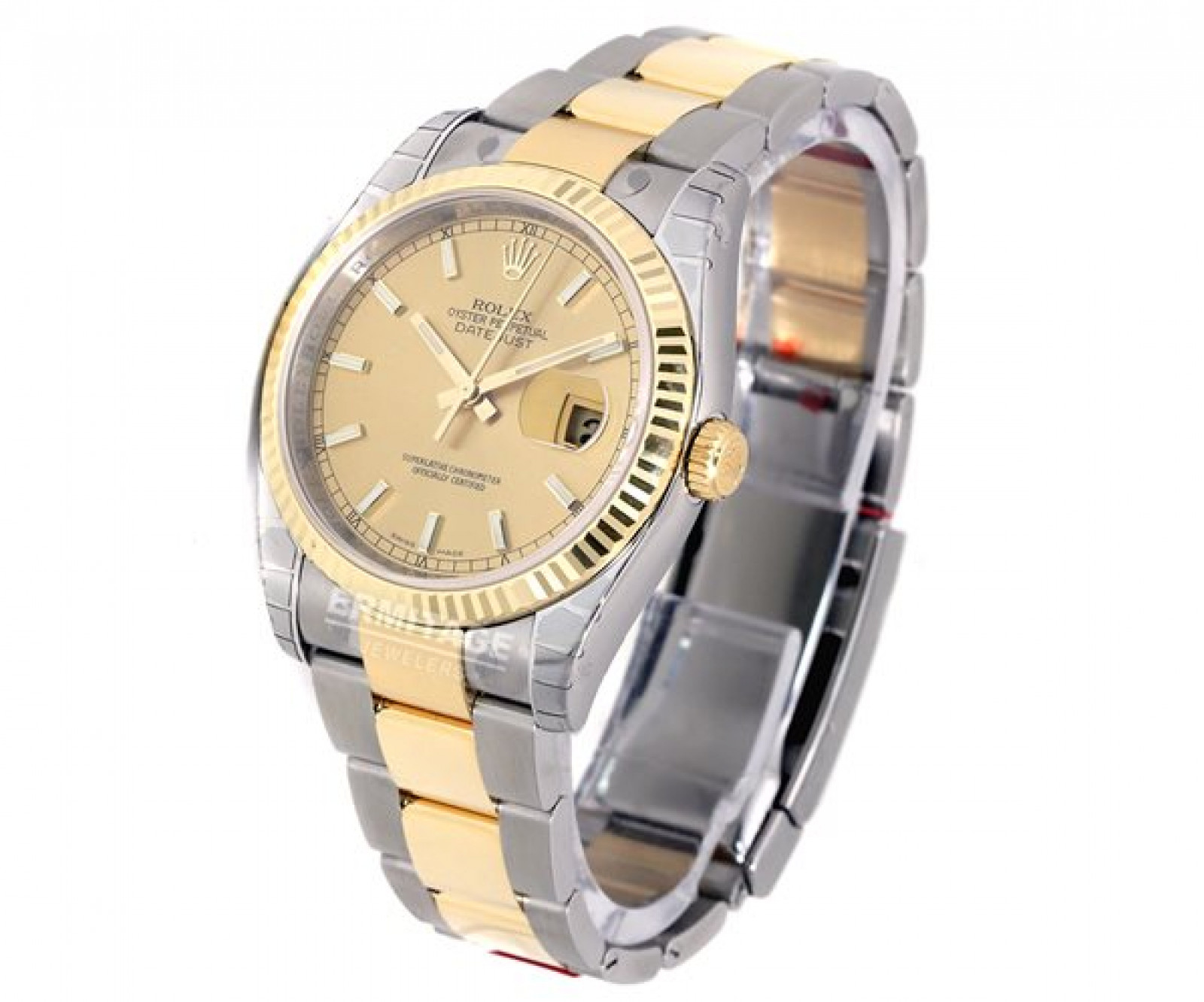 Men's Rolex Datejust 116233 with Oyster Bracelet