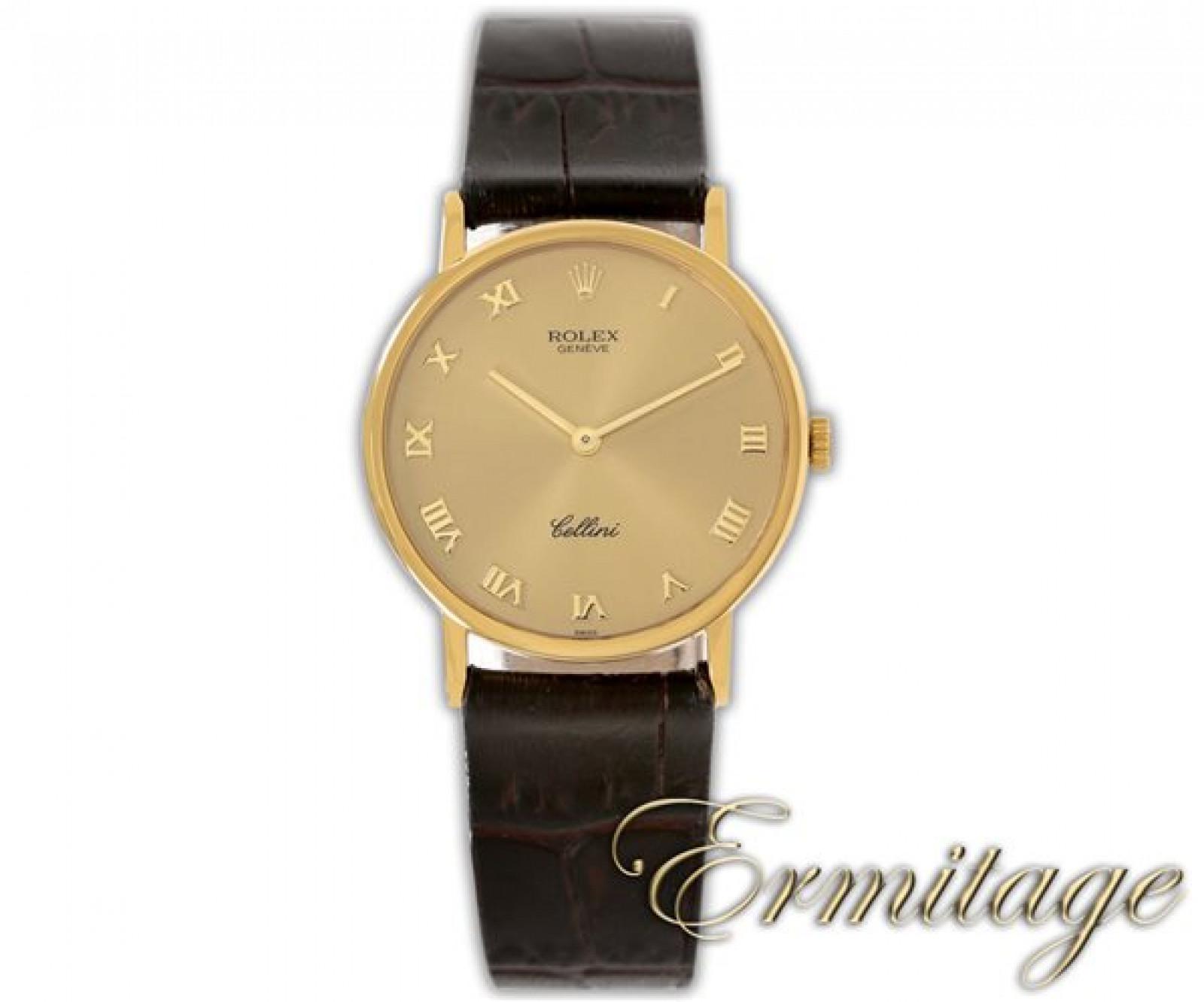 Rolex Cellini 5112 Gold 1995