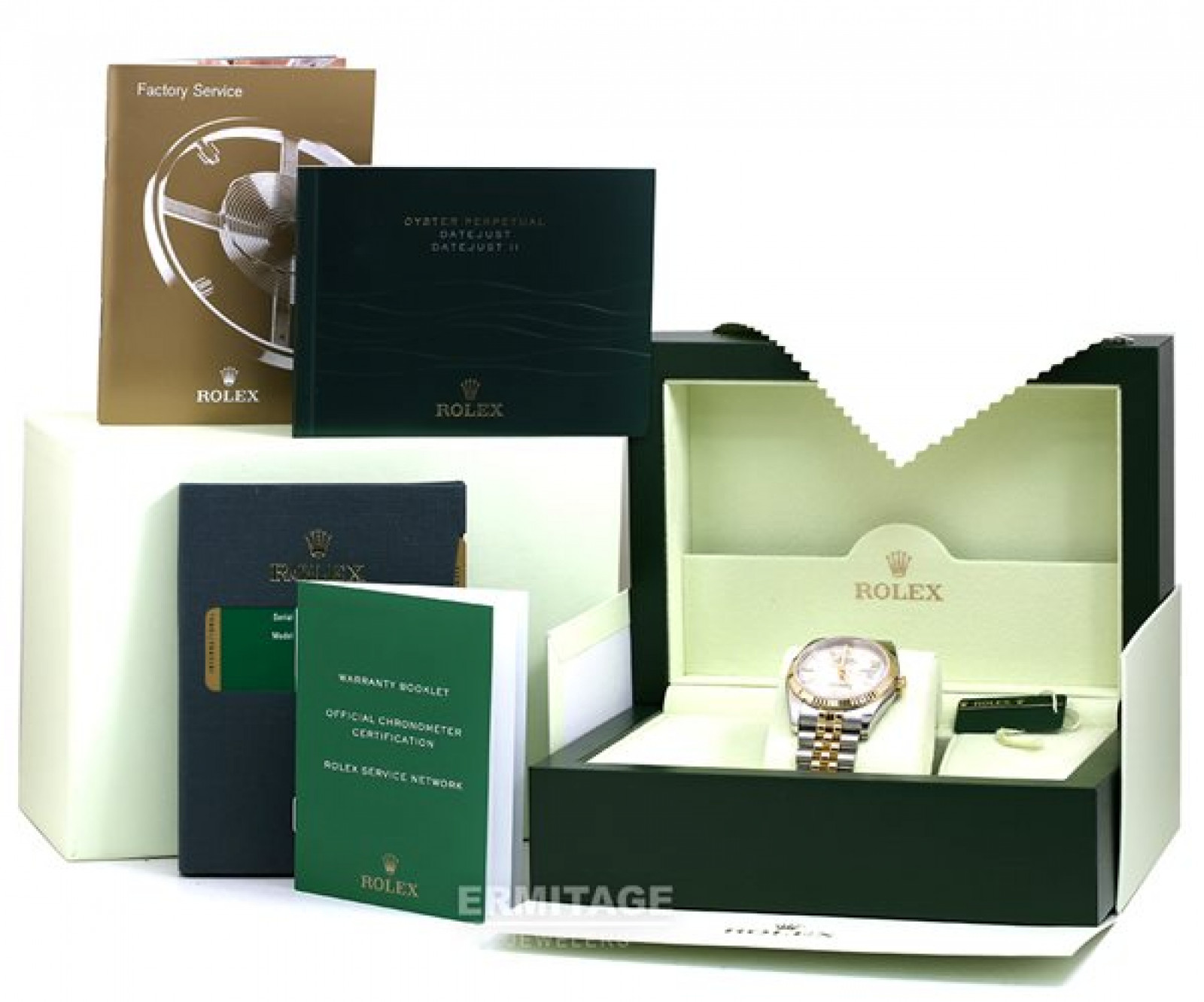 Pre-Owned Rolex Datejust 116233 Gold & Steel