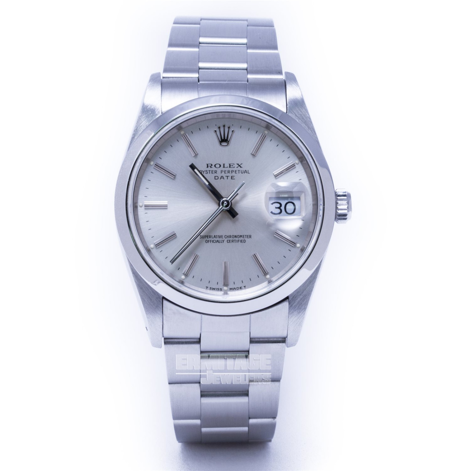 Sell Your Rolex Date 15200 34 mm