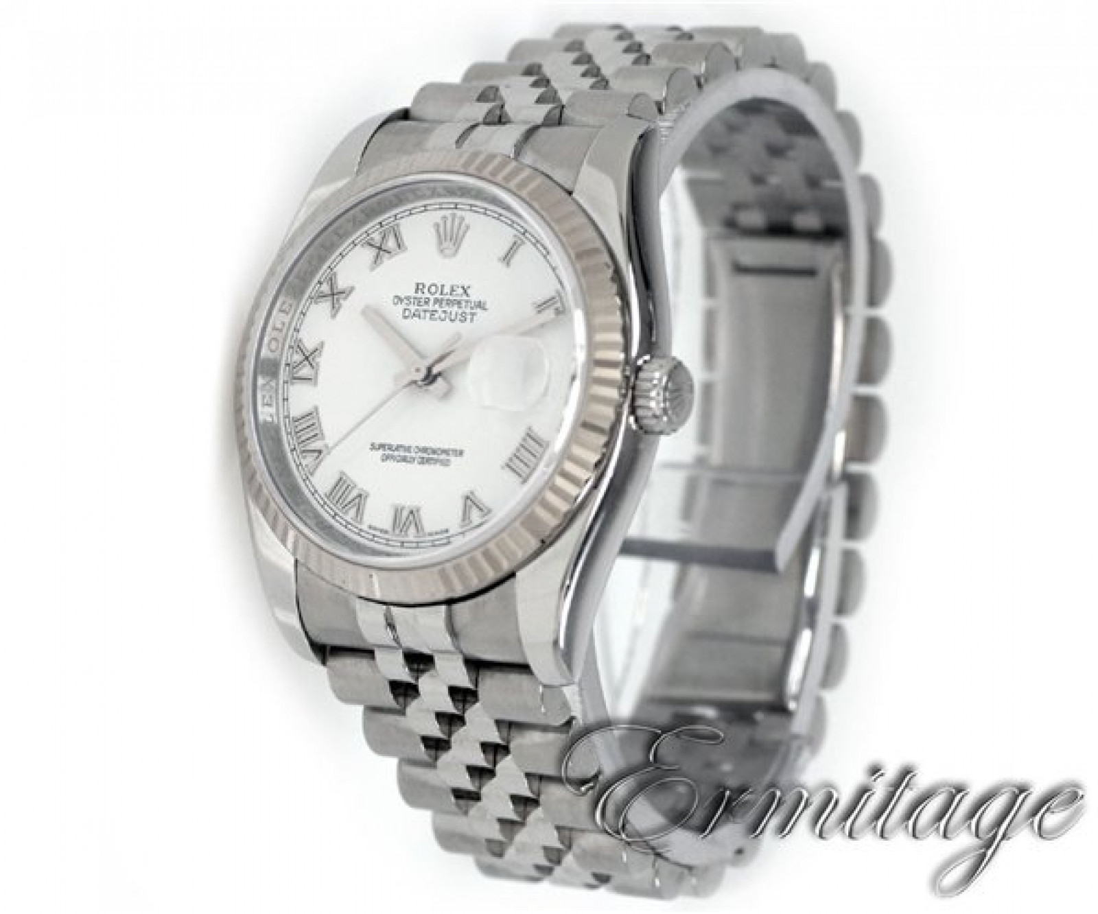 Pre-Owned Rolex Datejust 116234