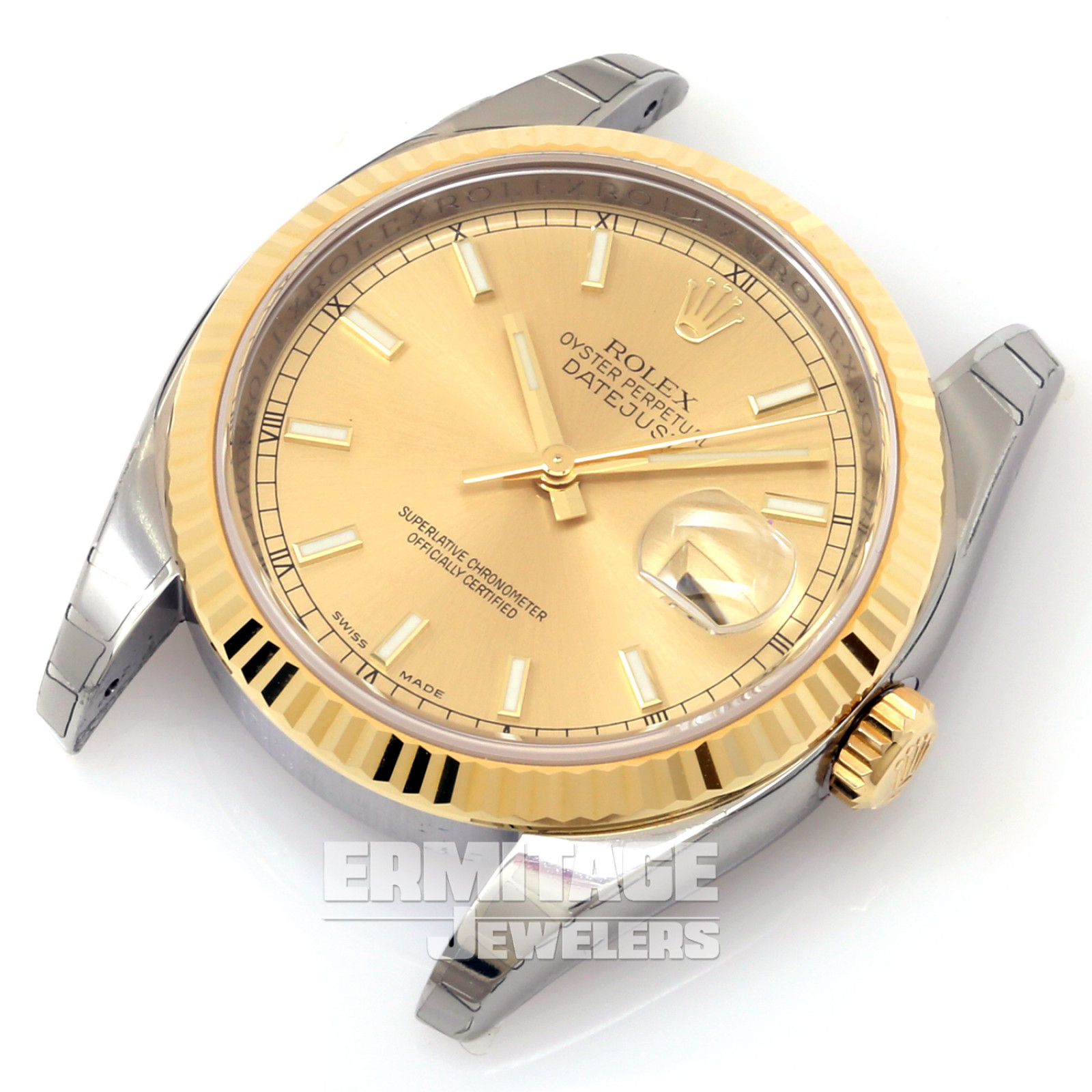 Sell Rolex Datejust 116233 with Champagne Dial
