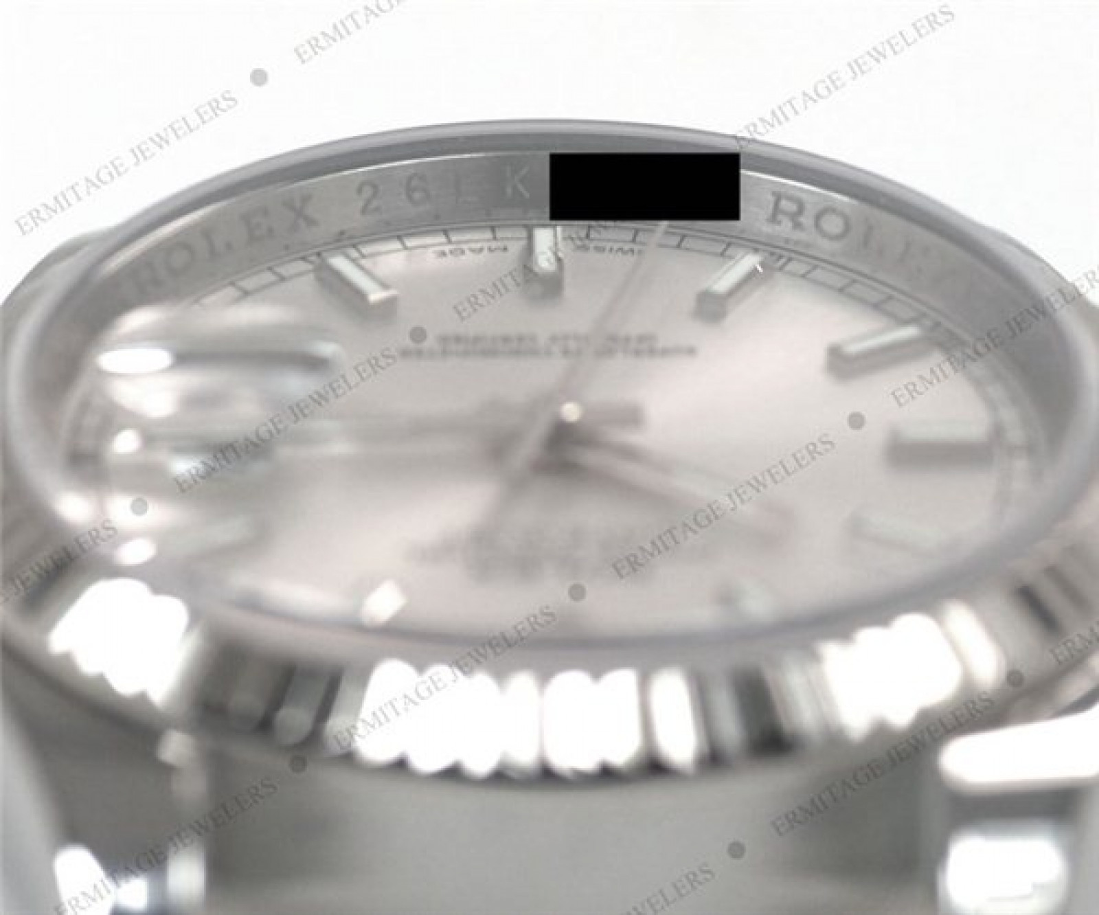 Rolex Datejust 116234 with 18 kt White Gold