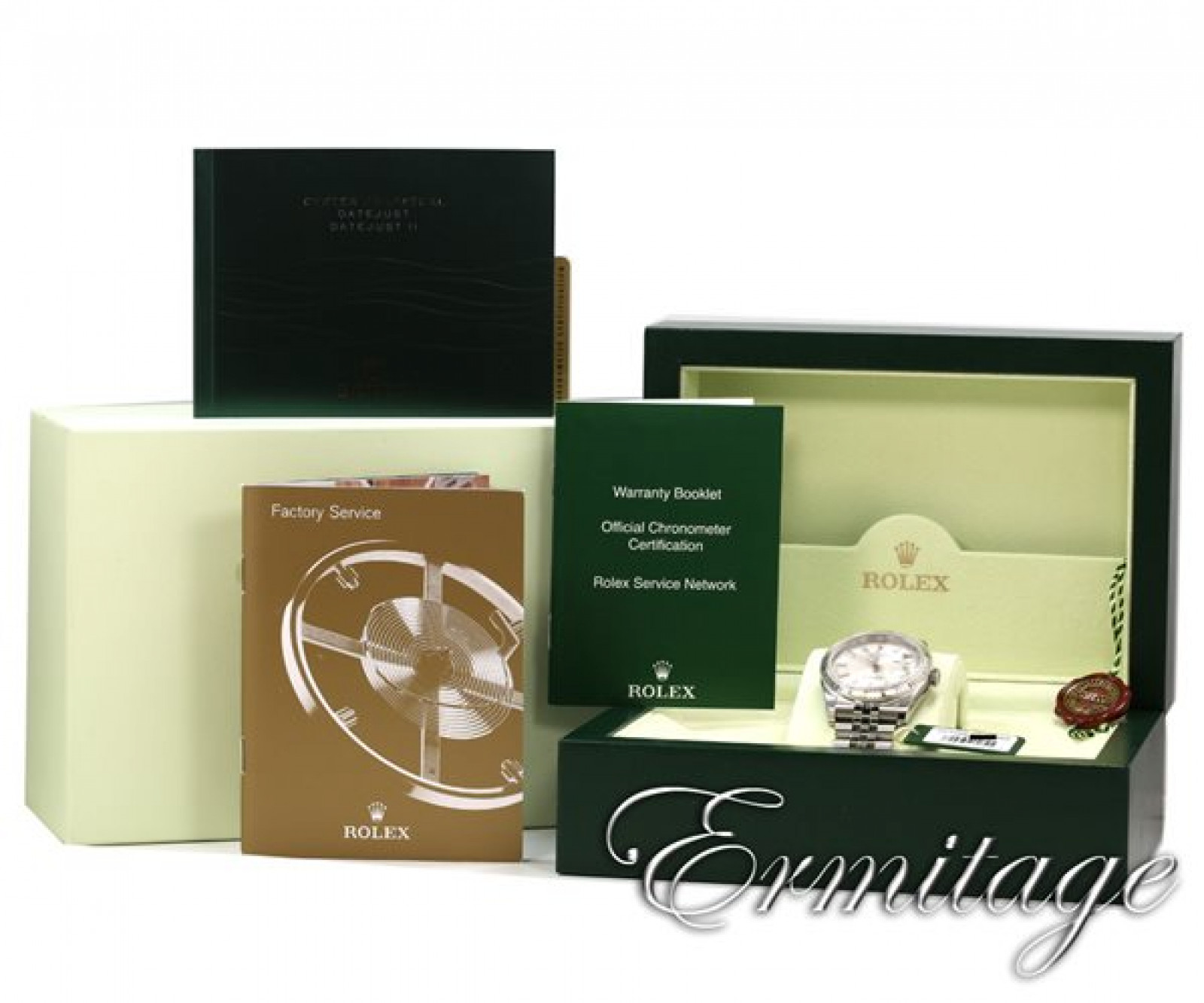 Men's Used Rolex Datejust 116234 Oyster Perpetual