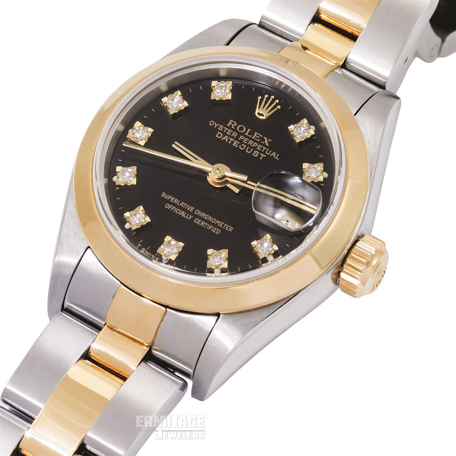 Dimaond Rolex Datejust Ref. 69163