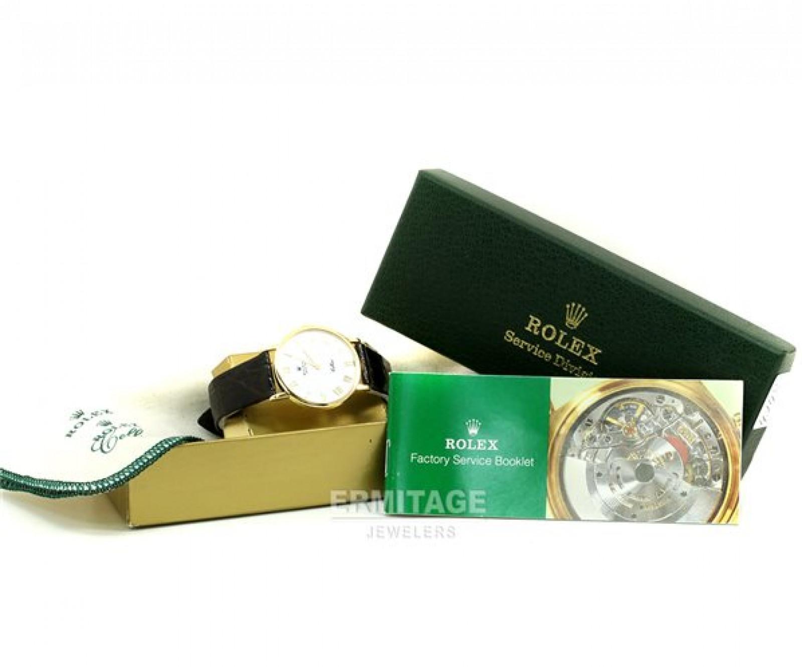 Rolex Cellini 5112 Gold 1999