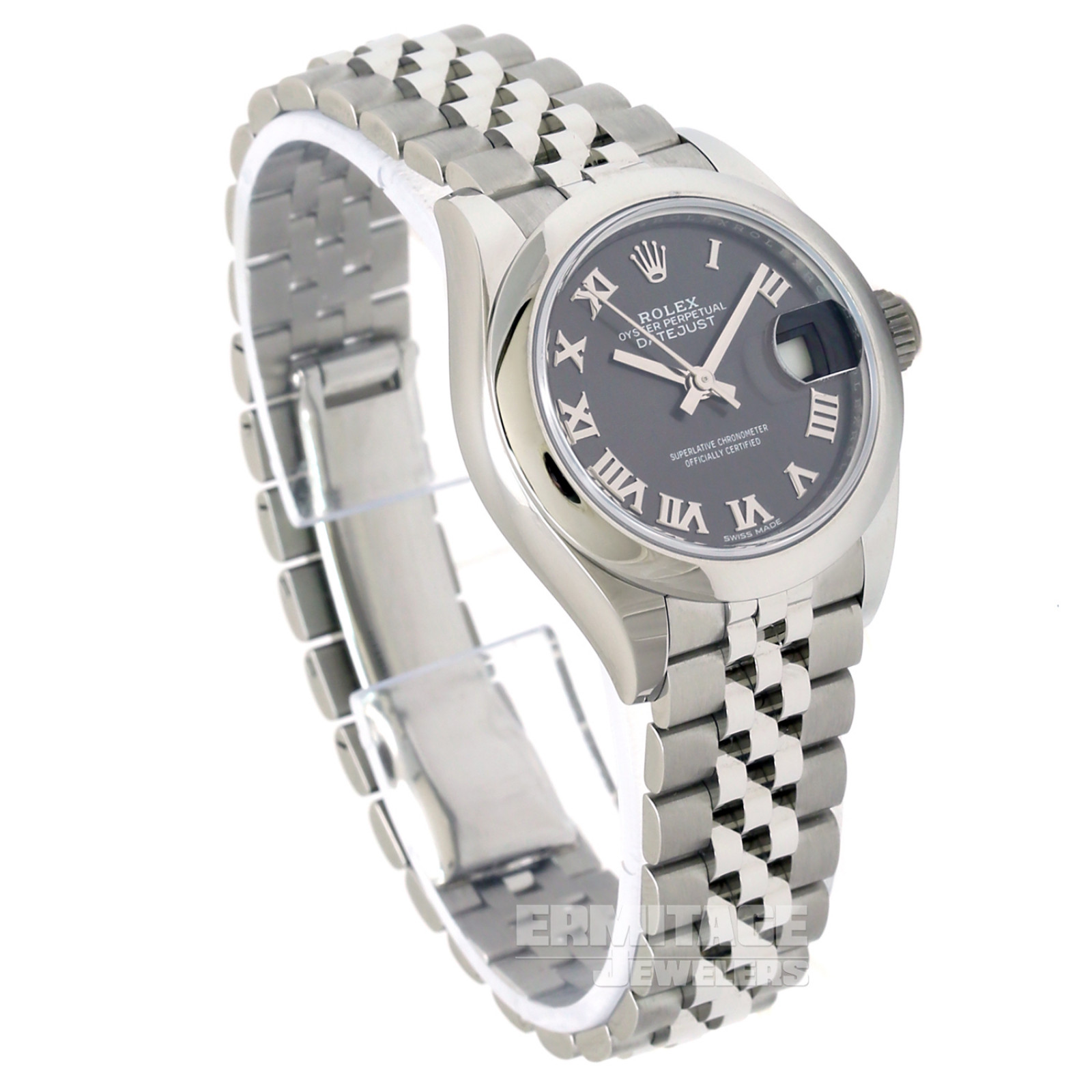Steel on Jubilee Rolex Datejust 279160 28 mm