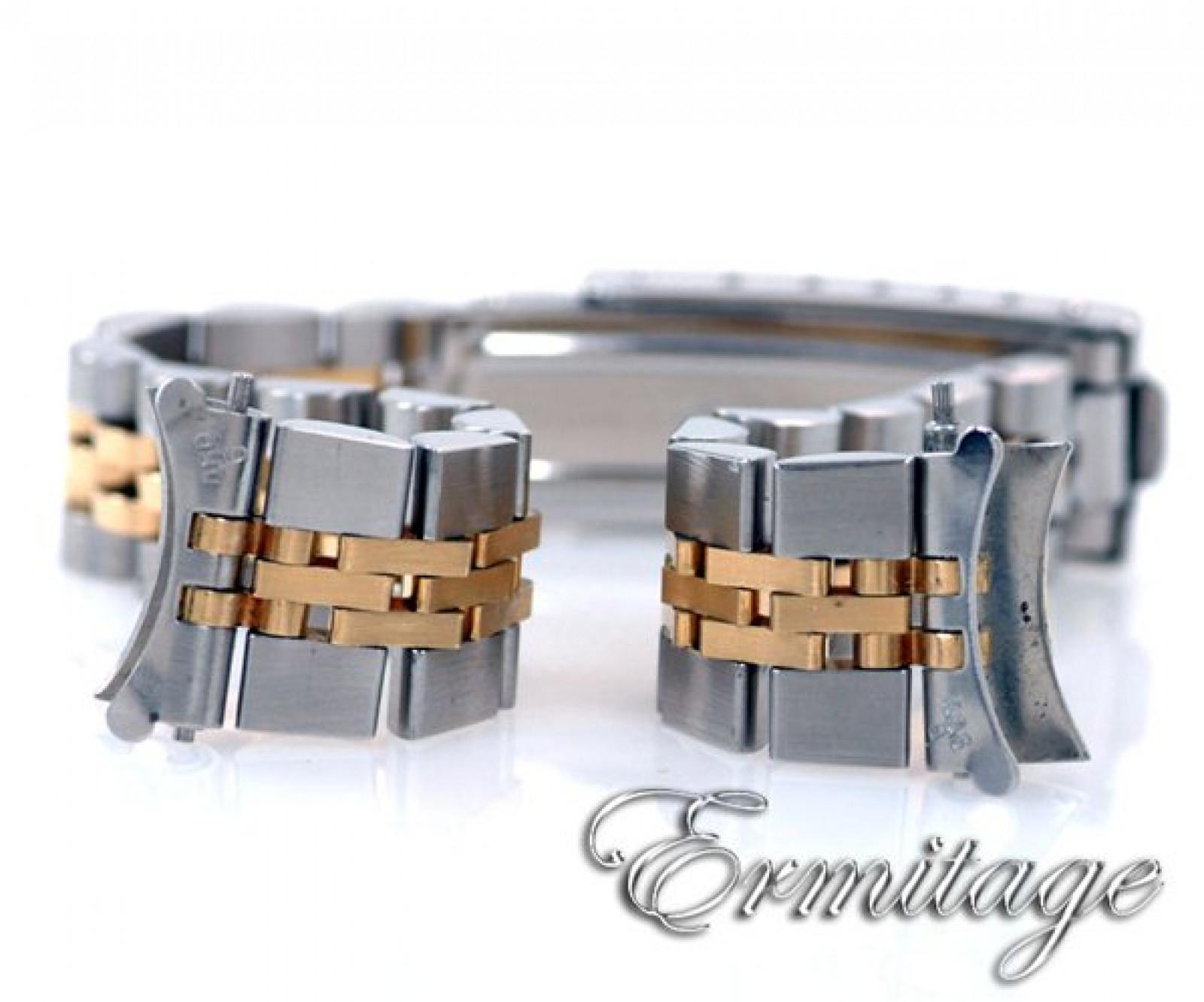 Rolex Datejust 69173 Gold & Steel Silver