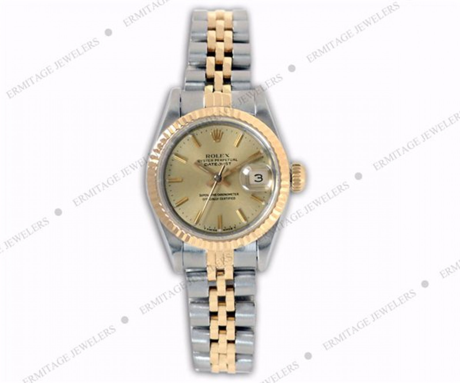 Pre-Owned Rolex Datejust 69173 Year 1983