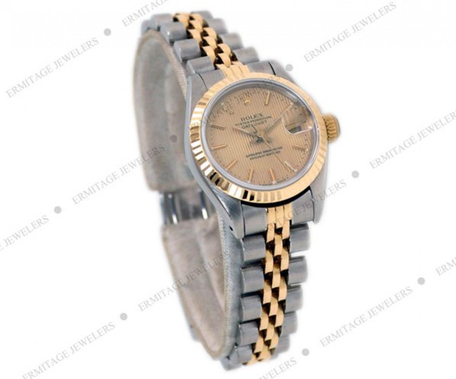 Ladies Pre-Owned Rolex Datejust 69173
