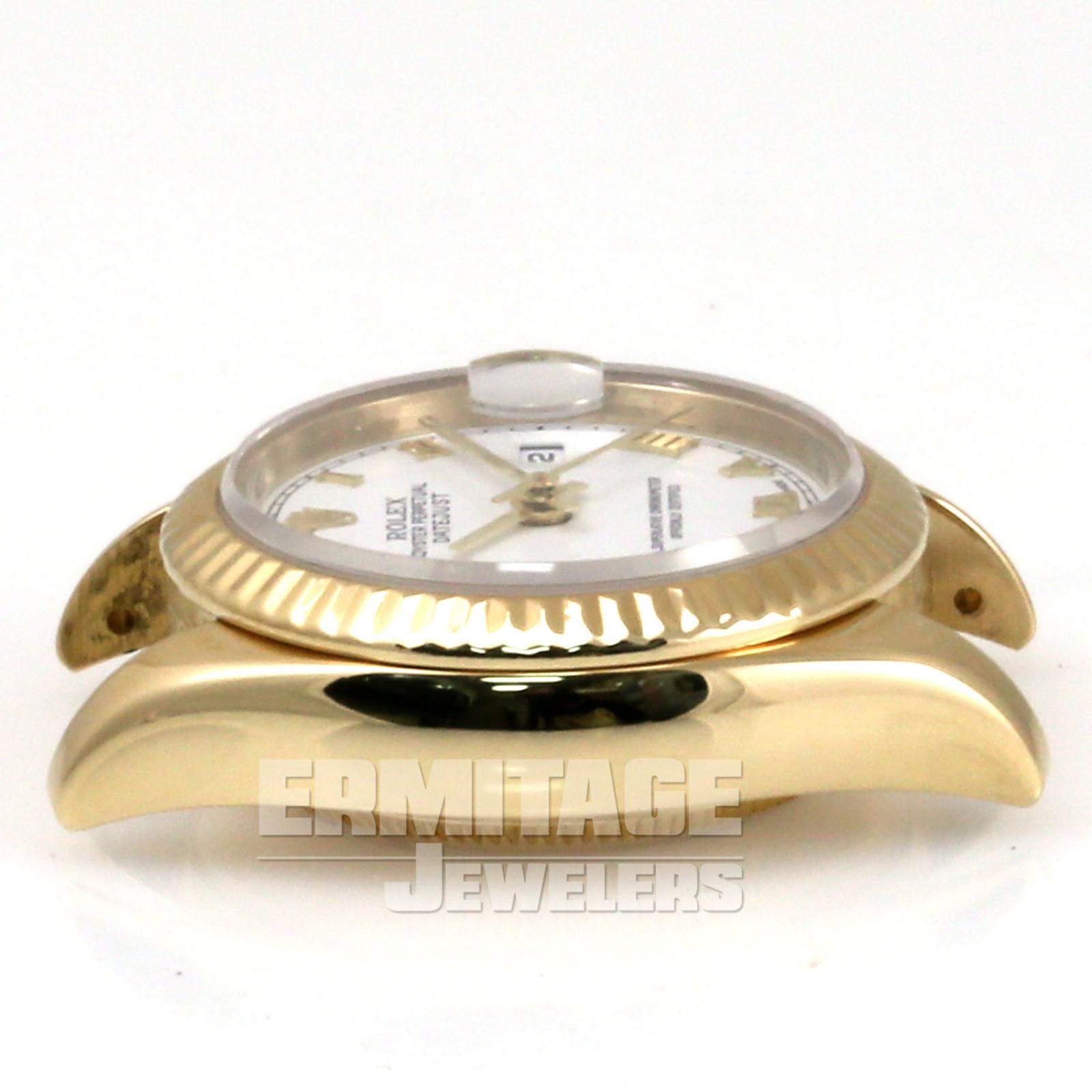 Rolex President Ladies Watch 179178 5053
