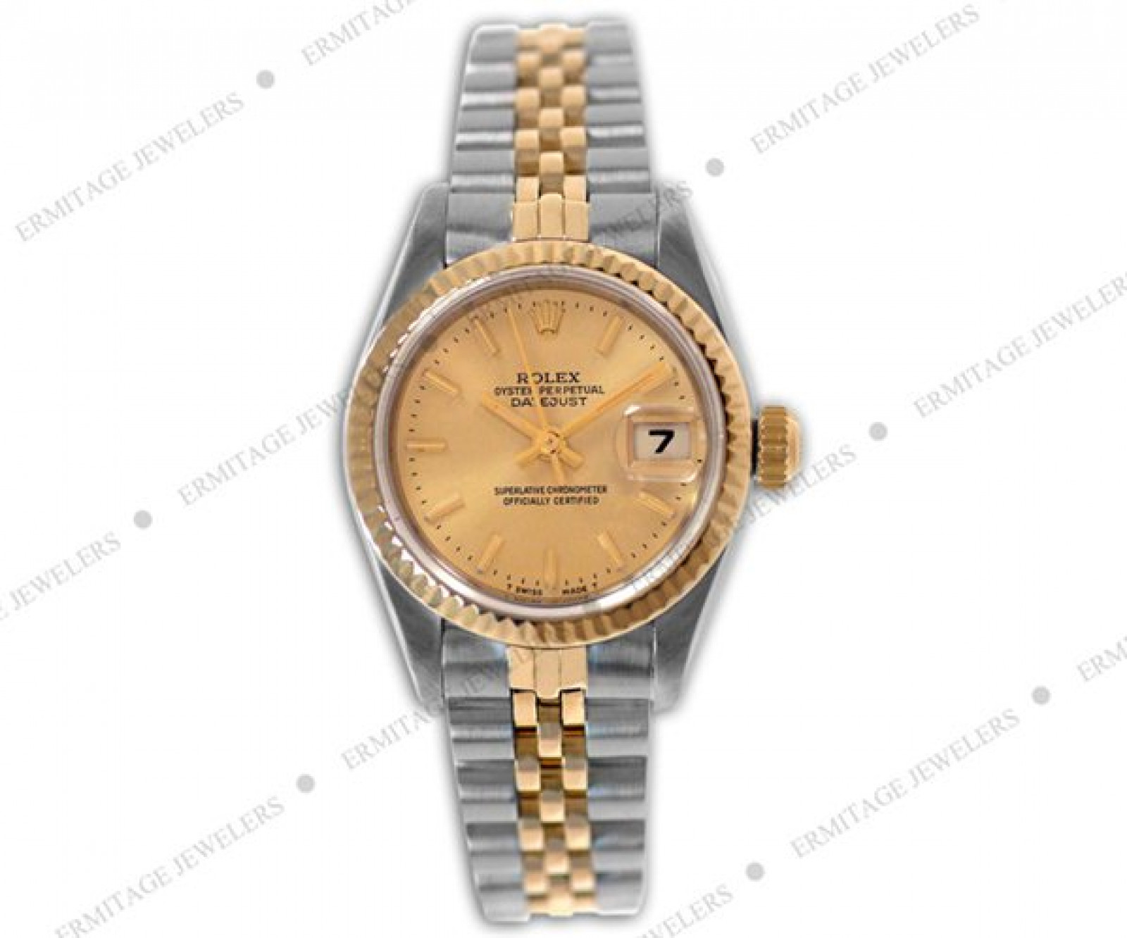 Pre-Owned Rolex Datejust 69173 Year 1987