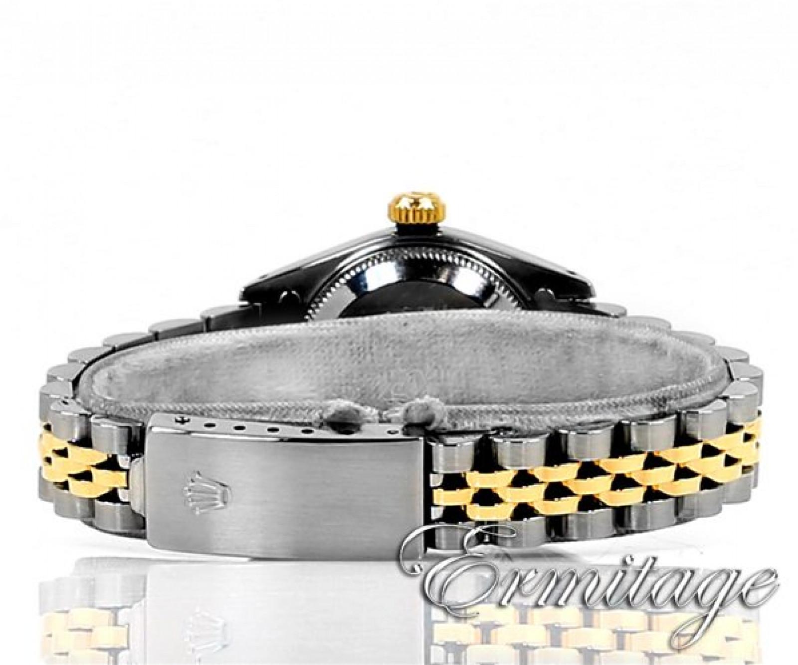 Black Diamond Dial Rolex Datejust 69173