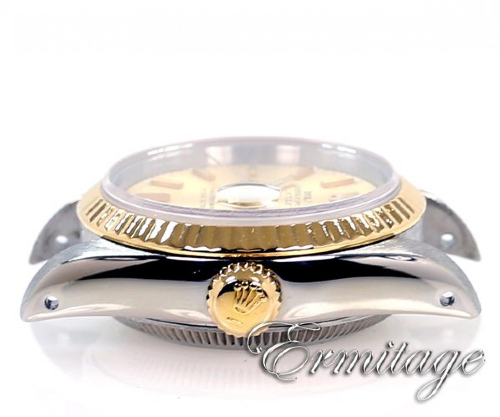 Rolex Datejust 69173 Gold & Steel