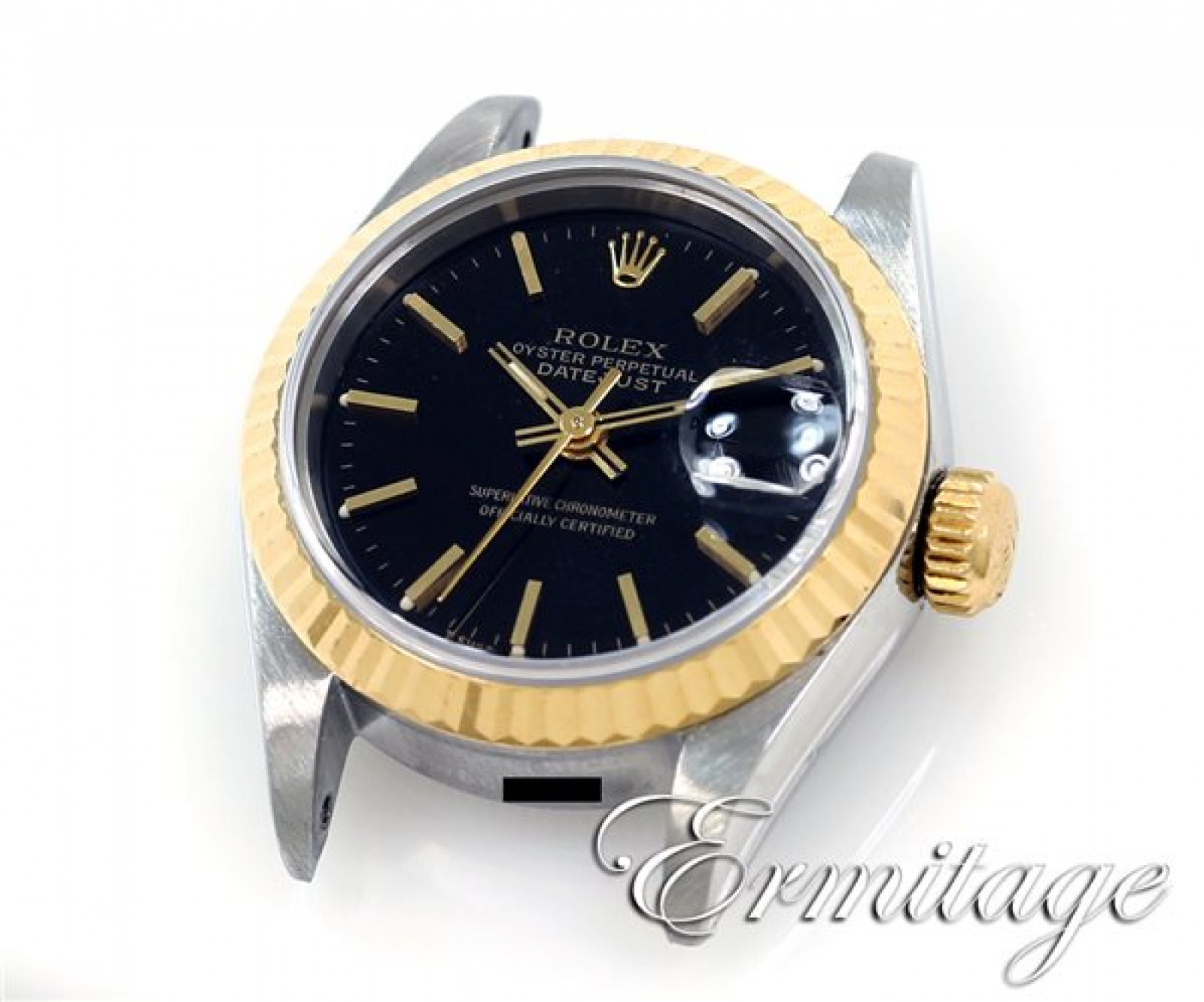 Classic Rolex Datejust 69173 Gold & Steel