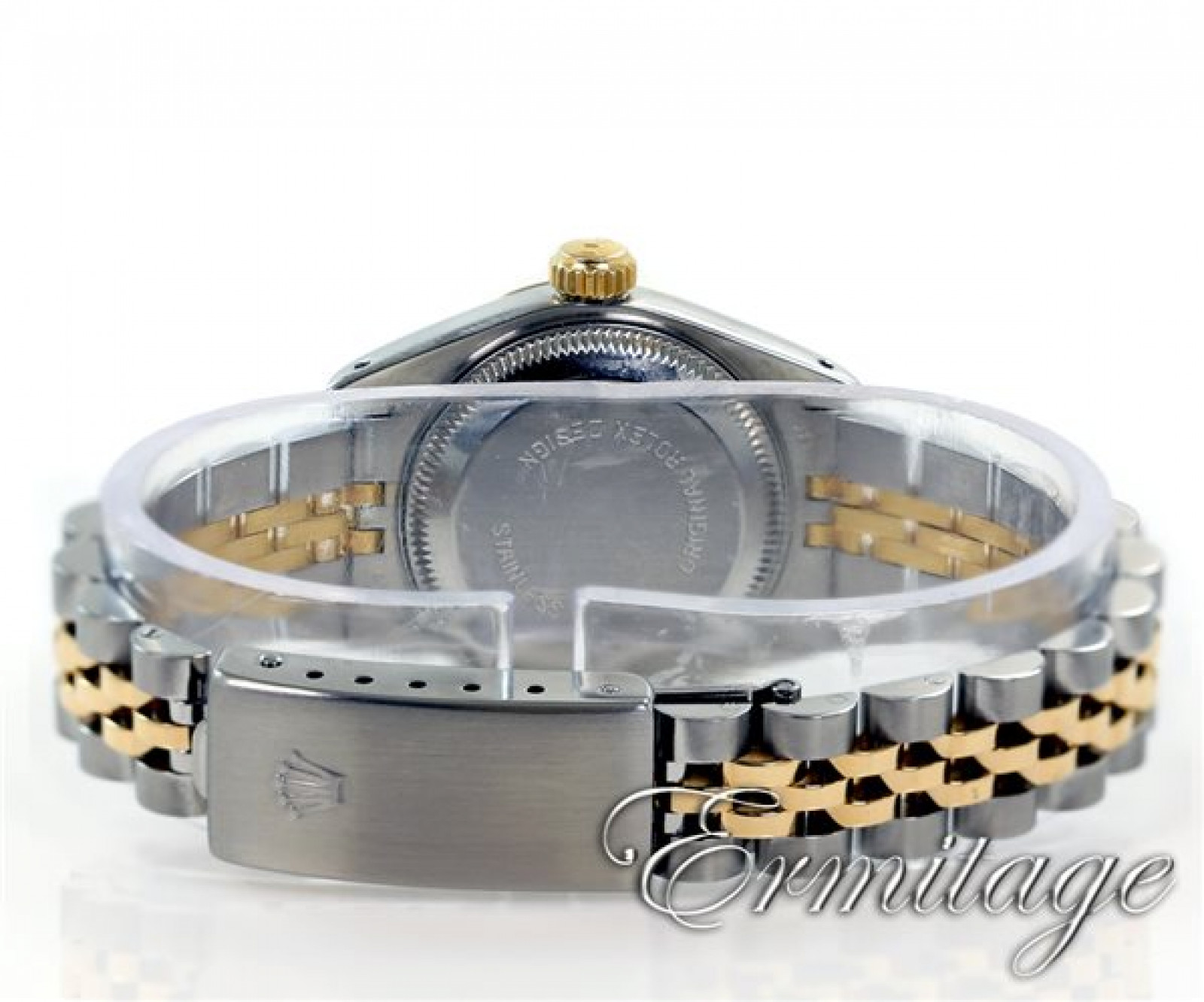 Pre-Owned Gold & Steel Rolex Datejust 69173
