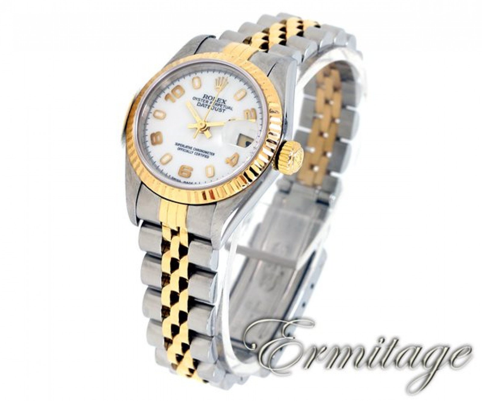 Pre-Owned Rolex Datejust 69173 Year 1998