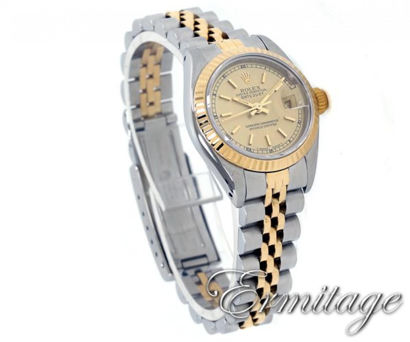 Rolex Datejust 69173 Jubilee 1990