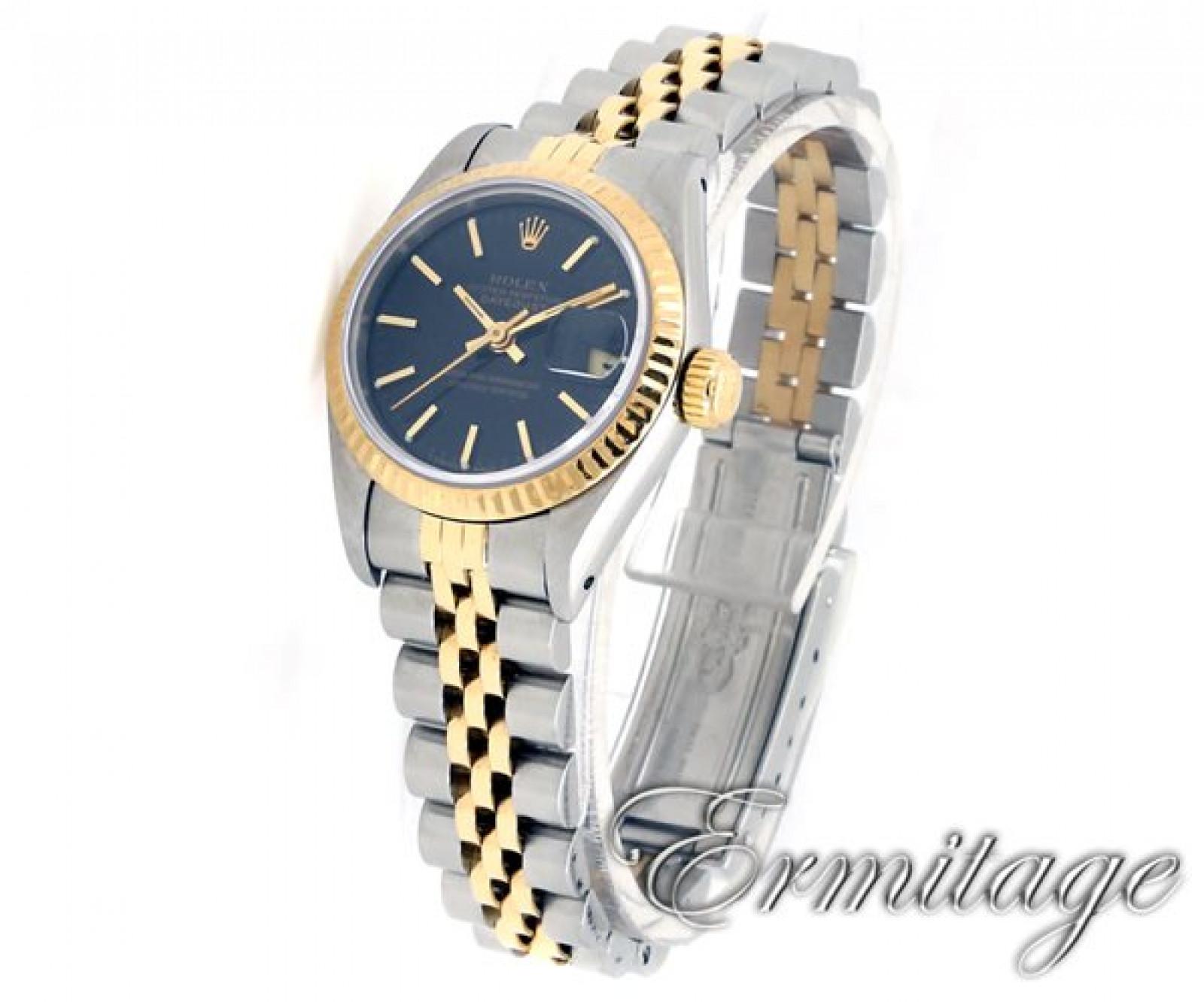Sell Rolex Datejust 69173 Gold & Steel