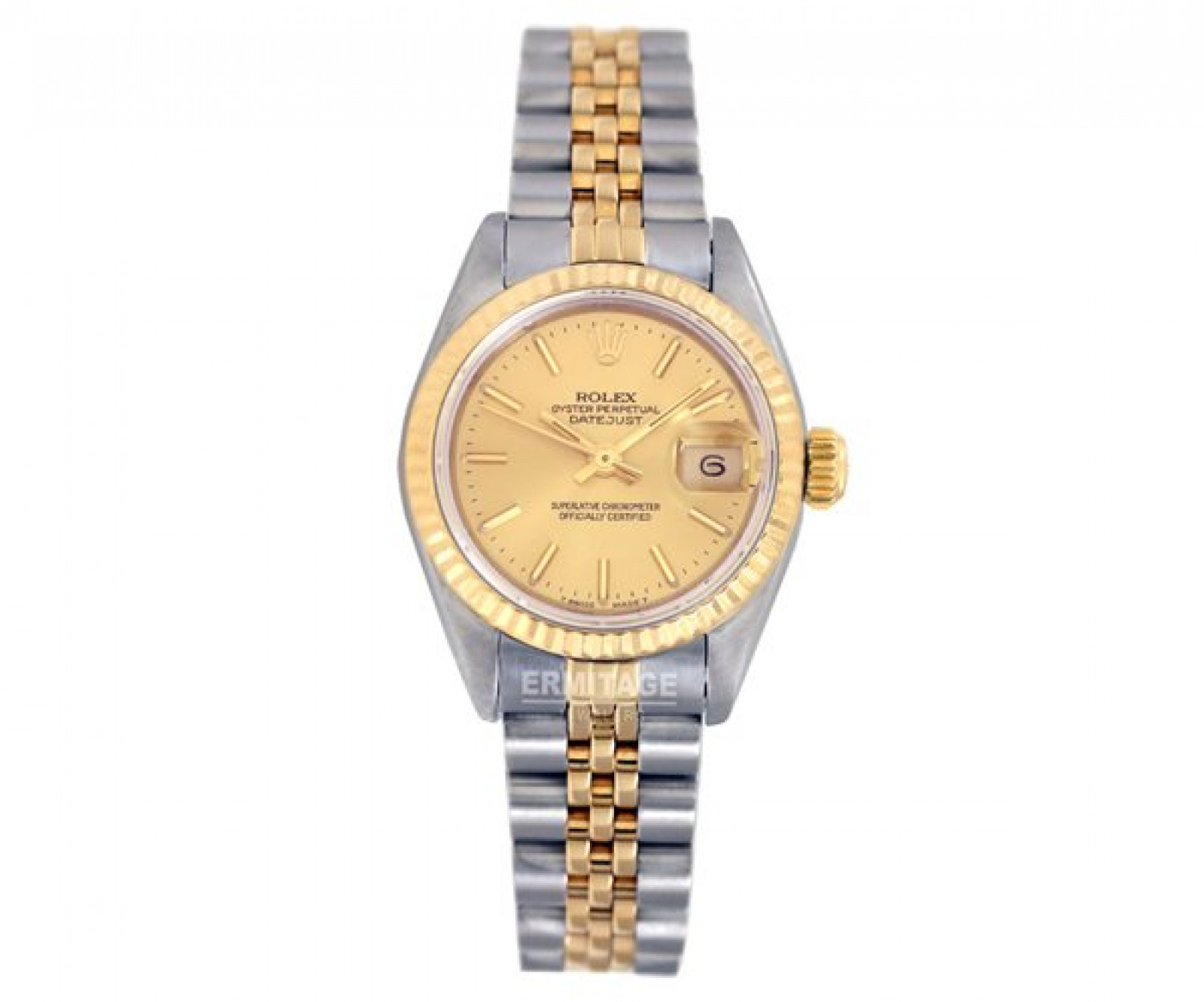 Pre-Owned Ladies Rolex Datejust 69173 Year 1990
