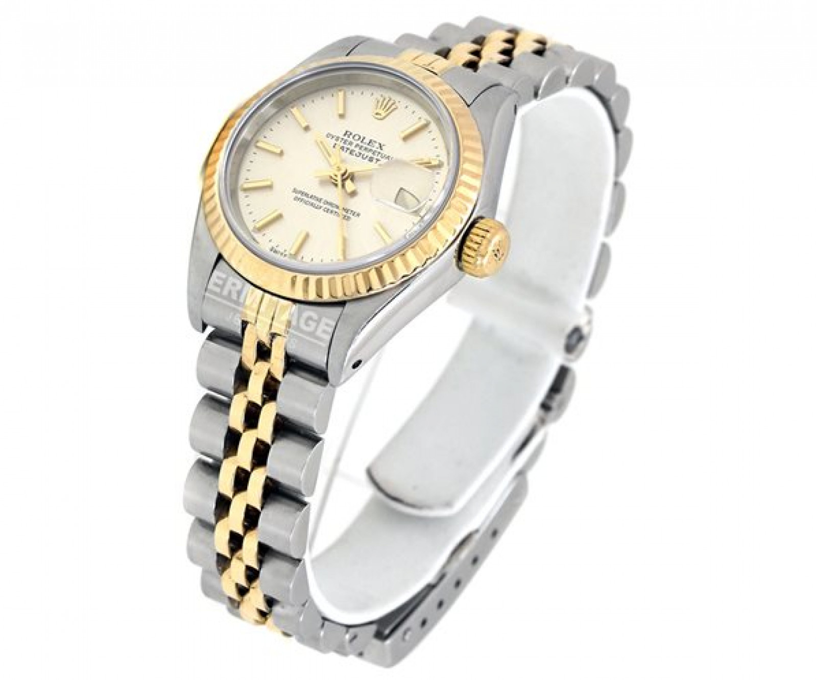Pre-Owned Rolex Datejust 69173 Year 1989