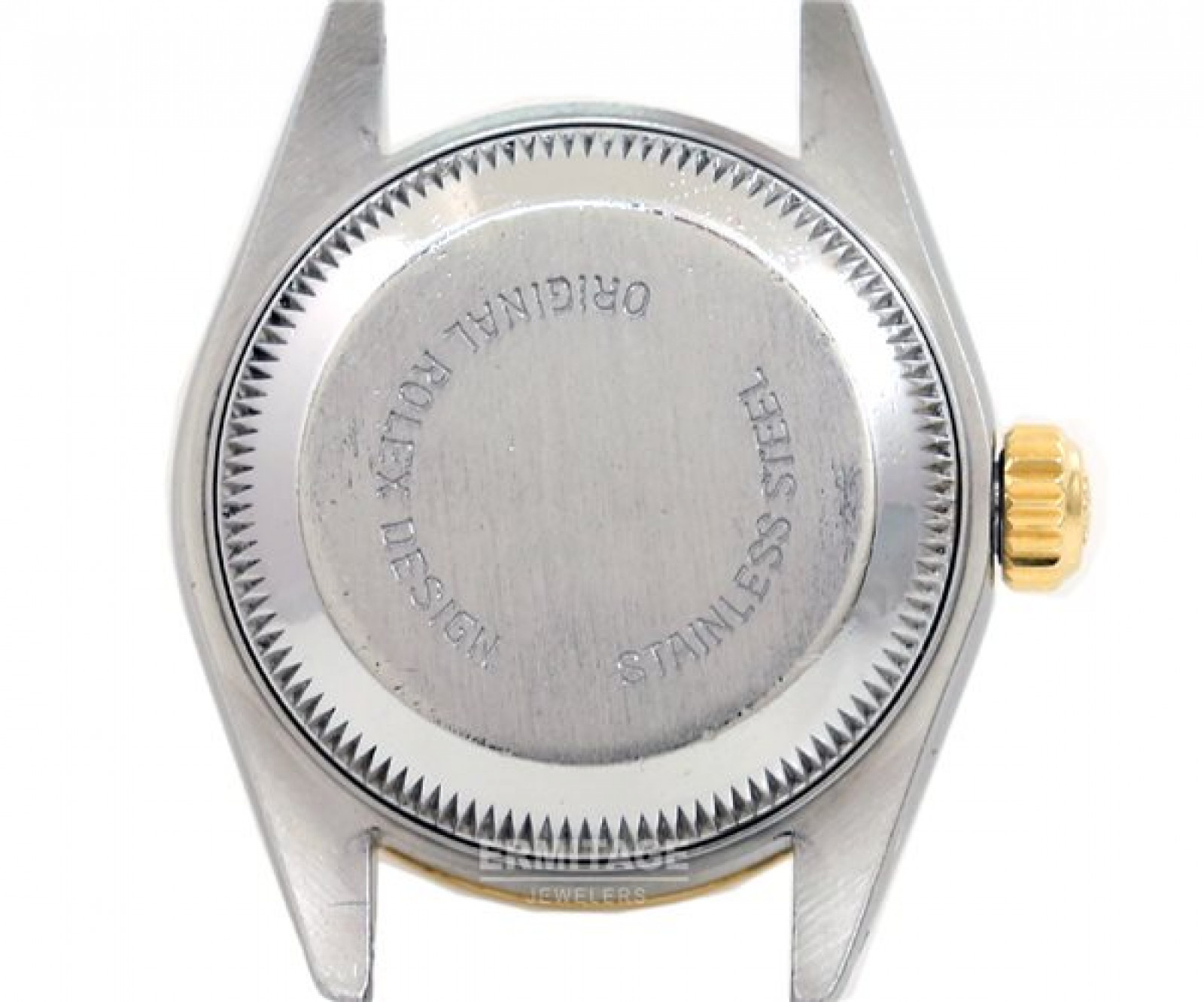 Sell Gold & Steel Rolex Datejust 69173 Year 1987
