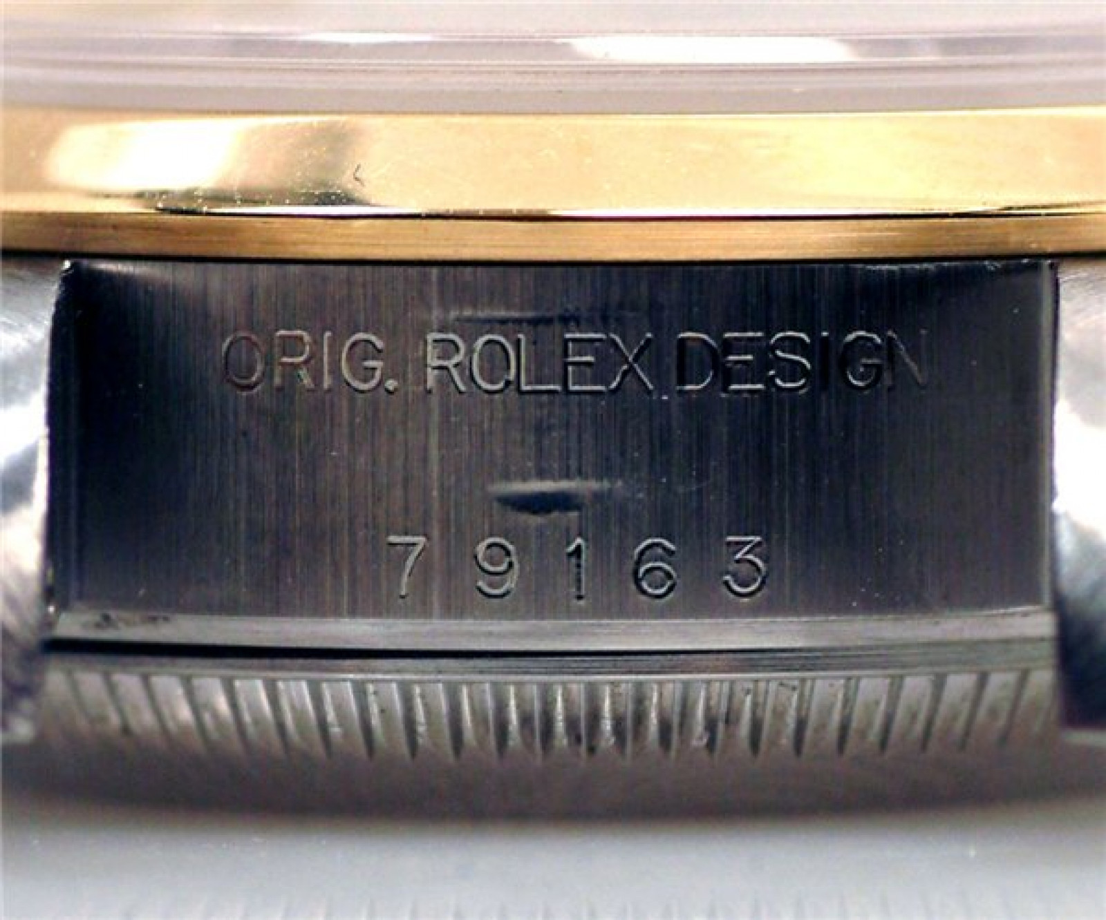 Rolex Datejust 79173 Gold & Steel Champagne