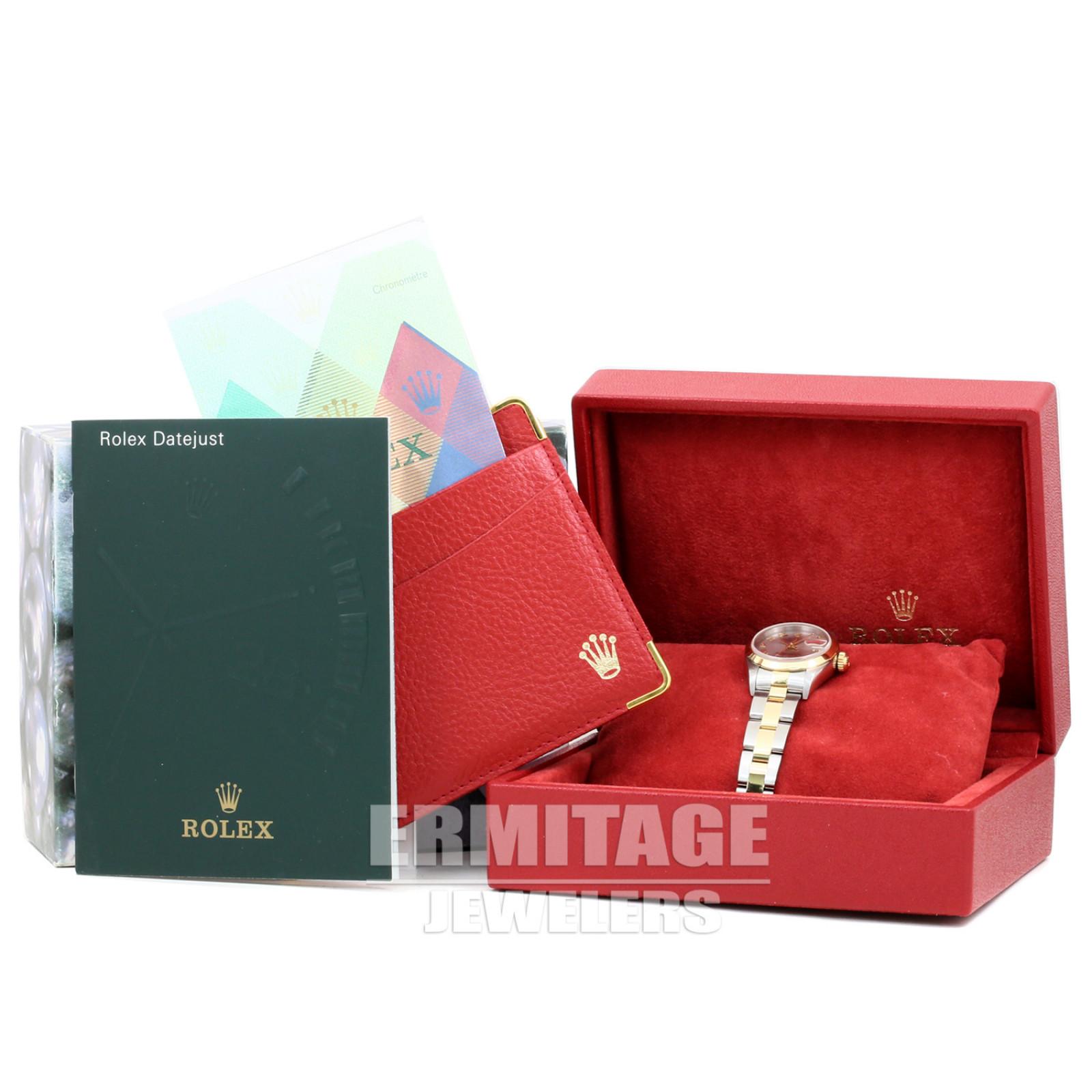 Rolex Datejust 79163 with Rhodium Dial
