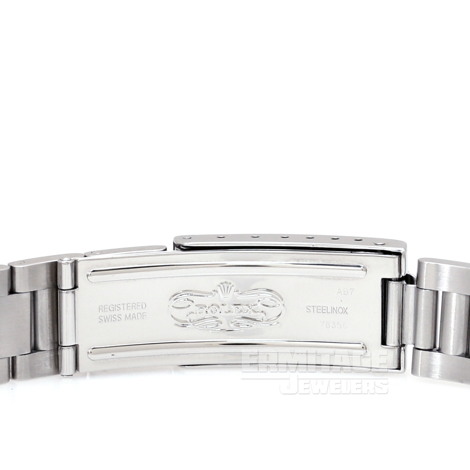 Steel on Oyster Rolex Date 15210 34 mm