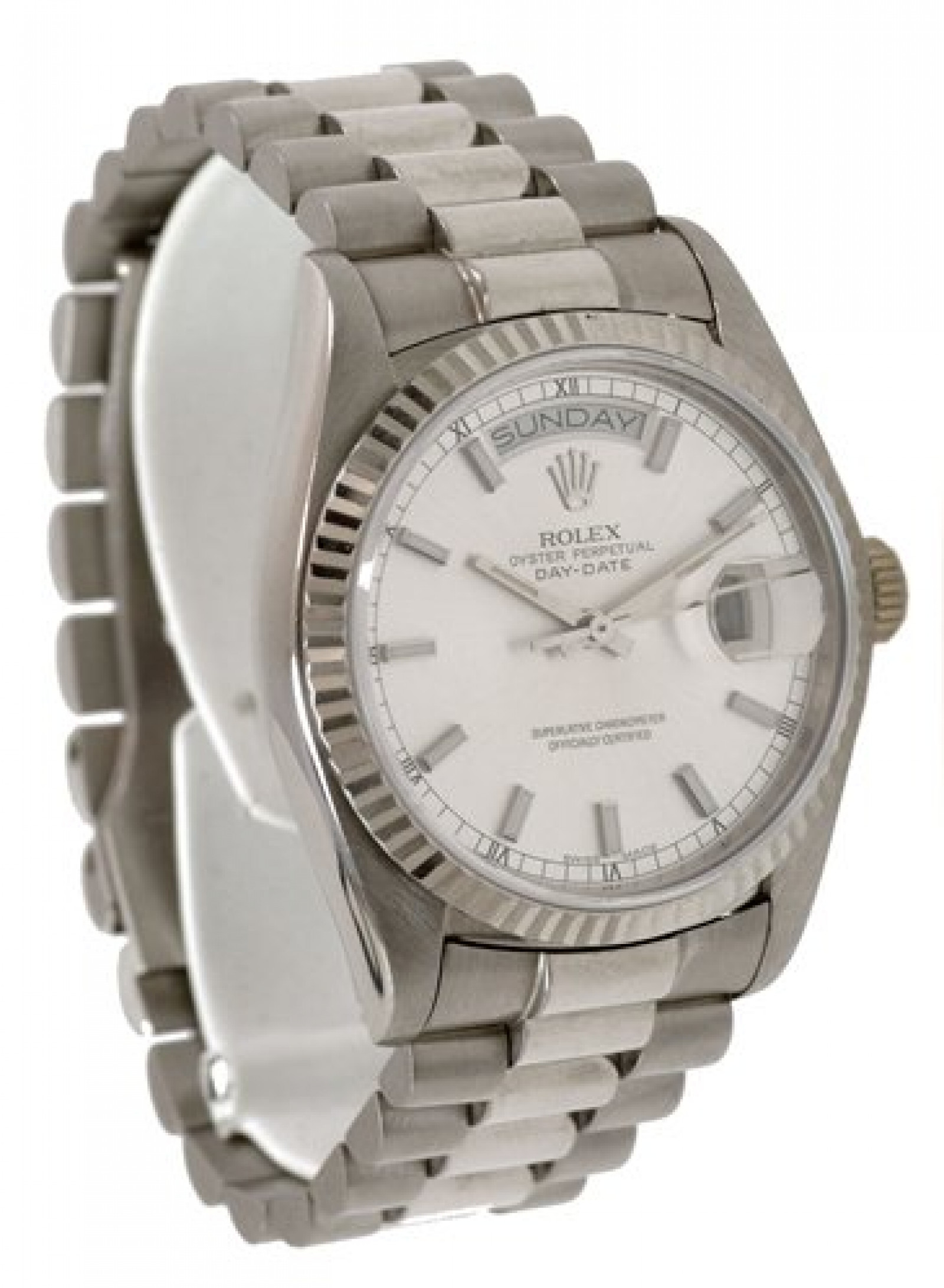 Pre-Owned Rolex Day-Date 18039