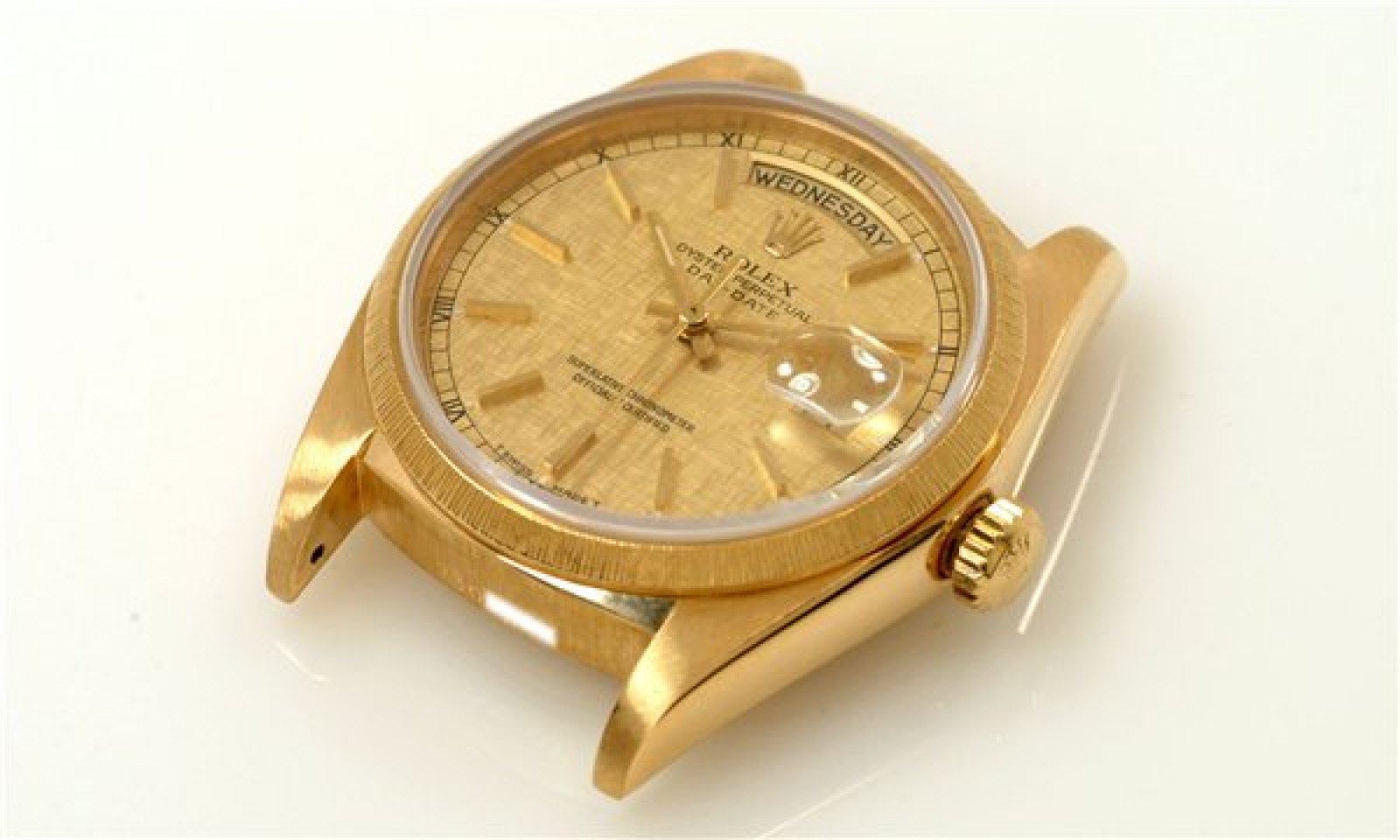 Rolex Day-Date 18078 Gold Champagne