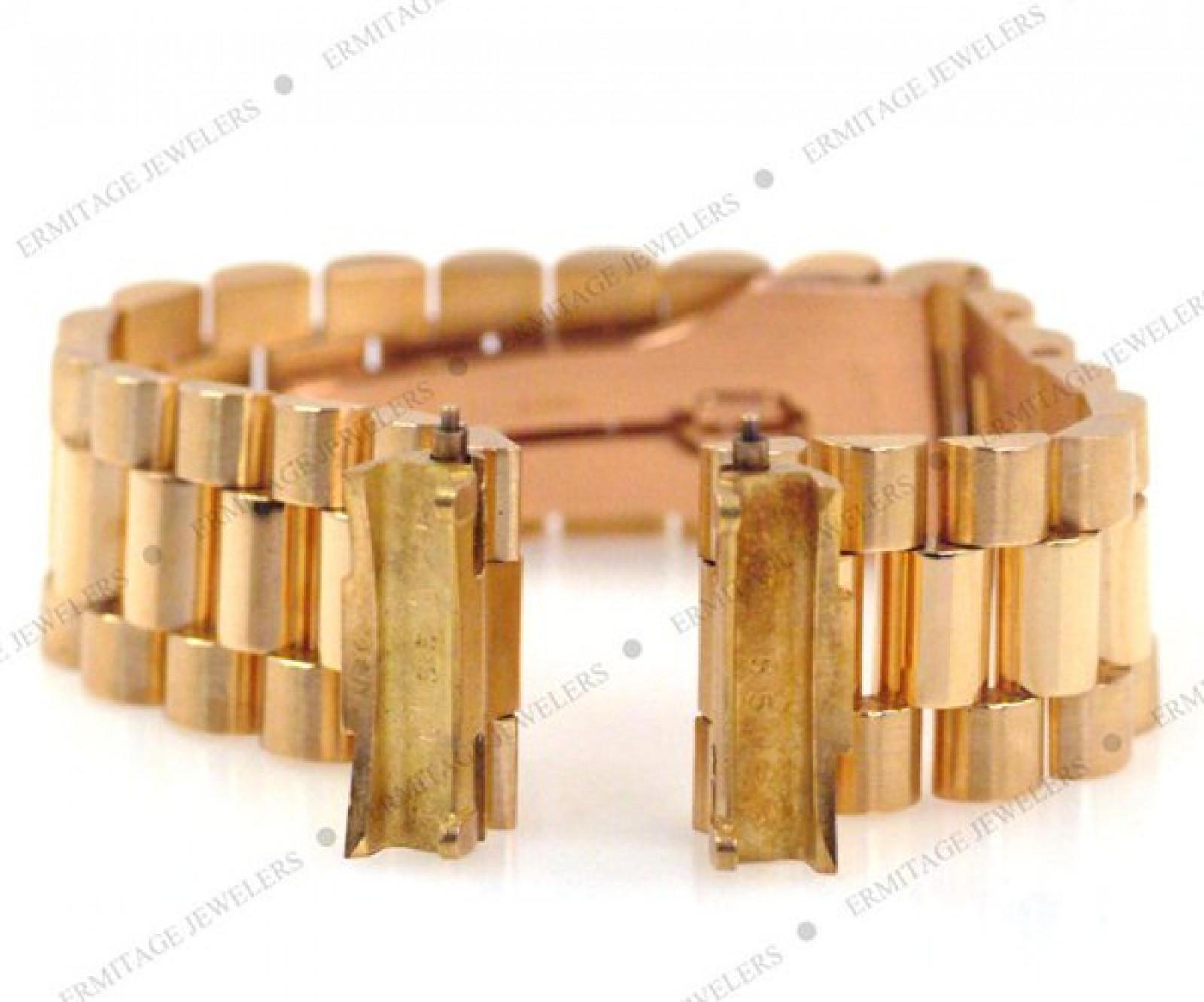 Rolex Day-Date 18238 Gold Black 1991