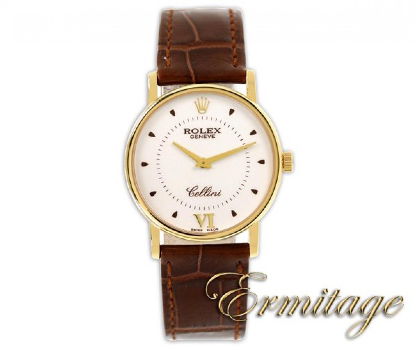 Rolex Cellini 5118 Gold 2010