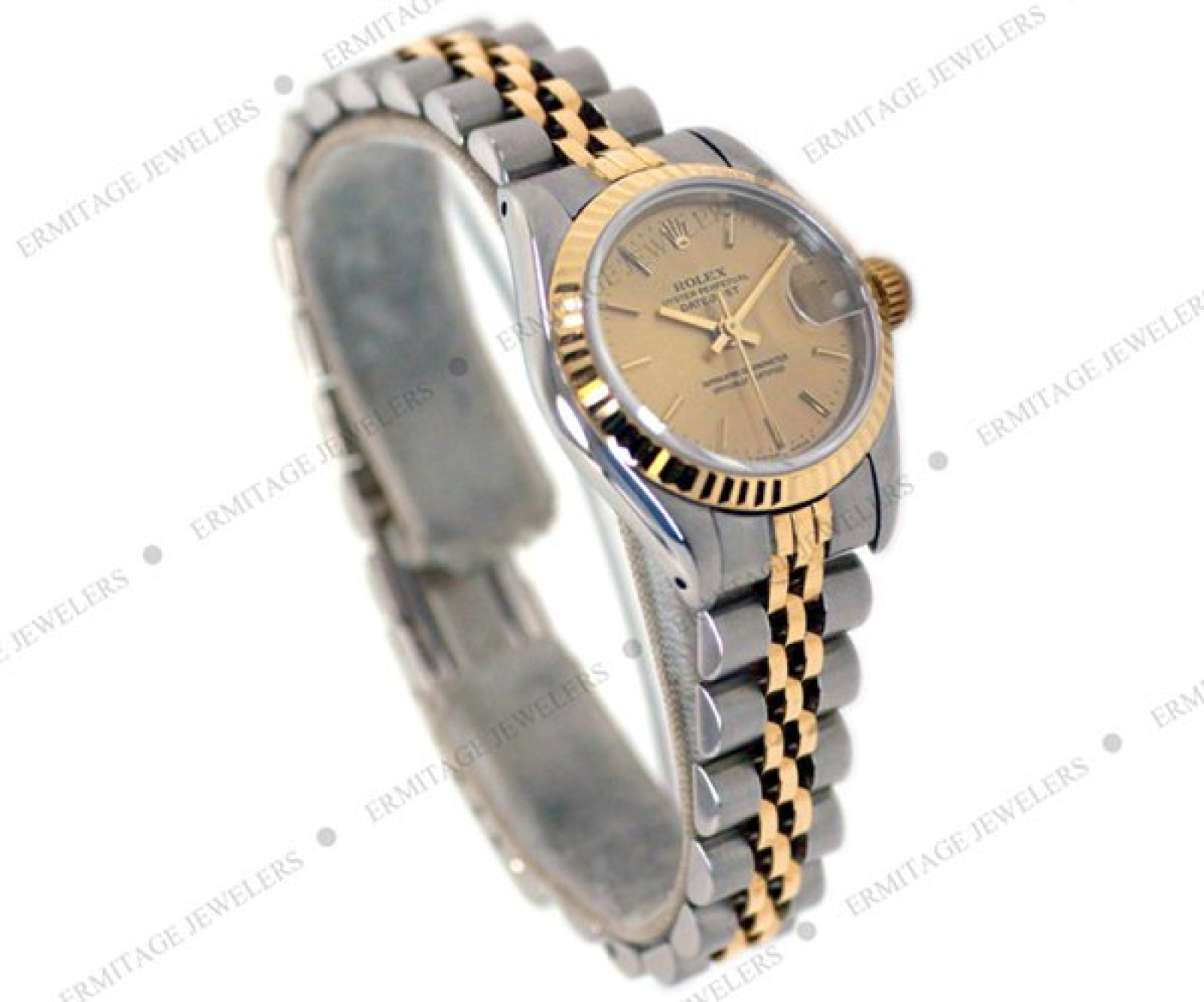 Sell Gold & Steel Rolex Datejust 69173 Year 1984