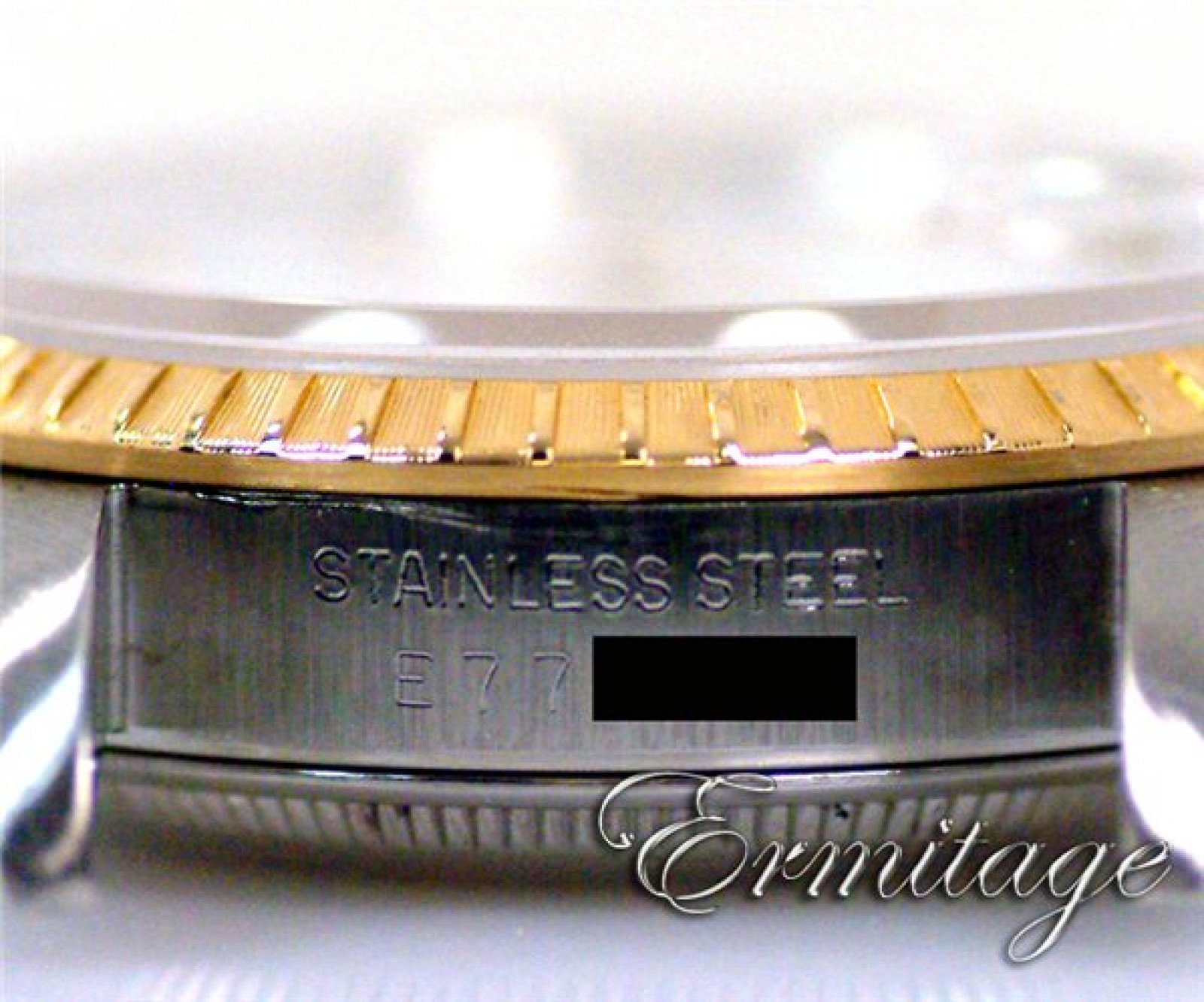 Rolex Date 15233 Gold & Steel White 1991