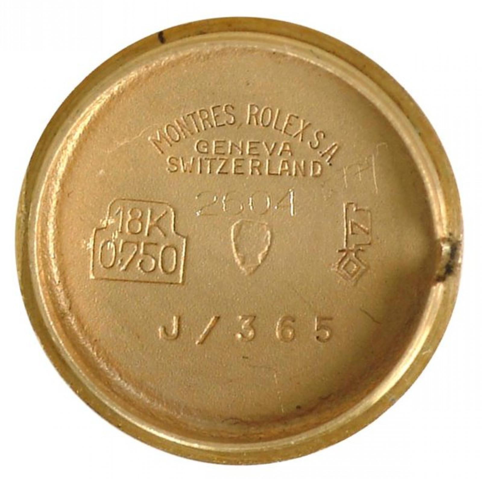 Vintage Rolex Precision 2604