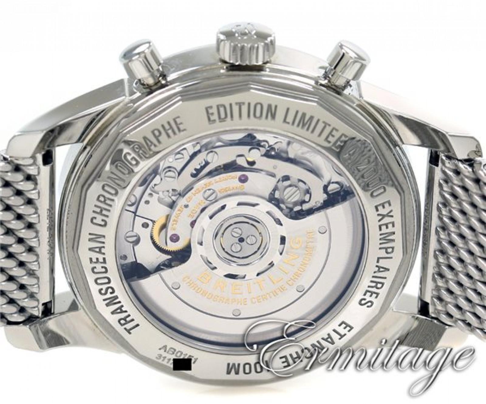 Breitling TransOcean Limited Edition AB015112/C860 Steel